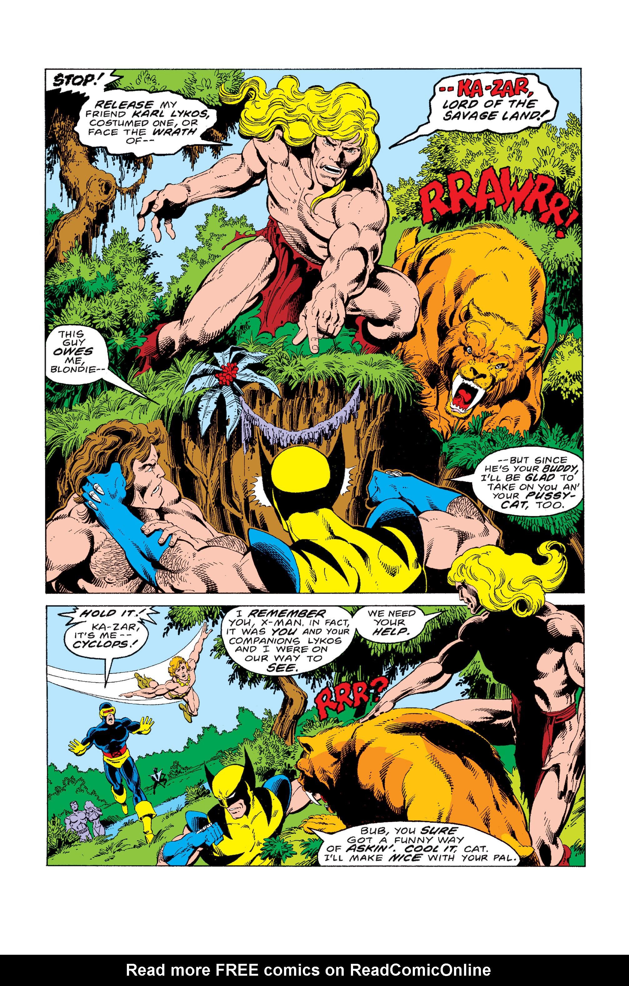 Uncanny X-Men (1963) 115 Page 9