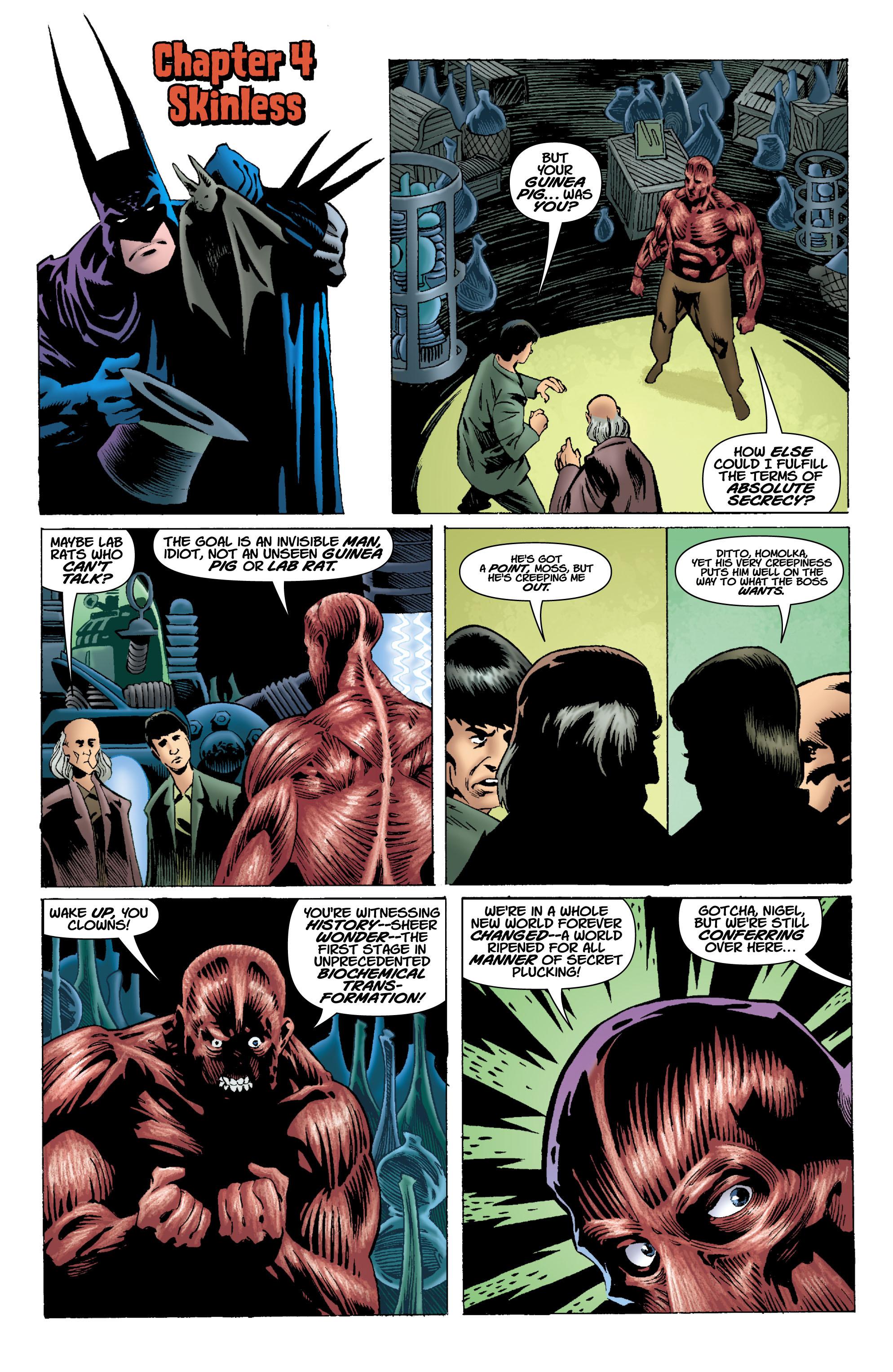 Read online Batman: Unseen comic -  Issue #1 - 11
