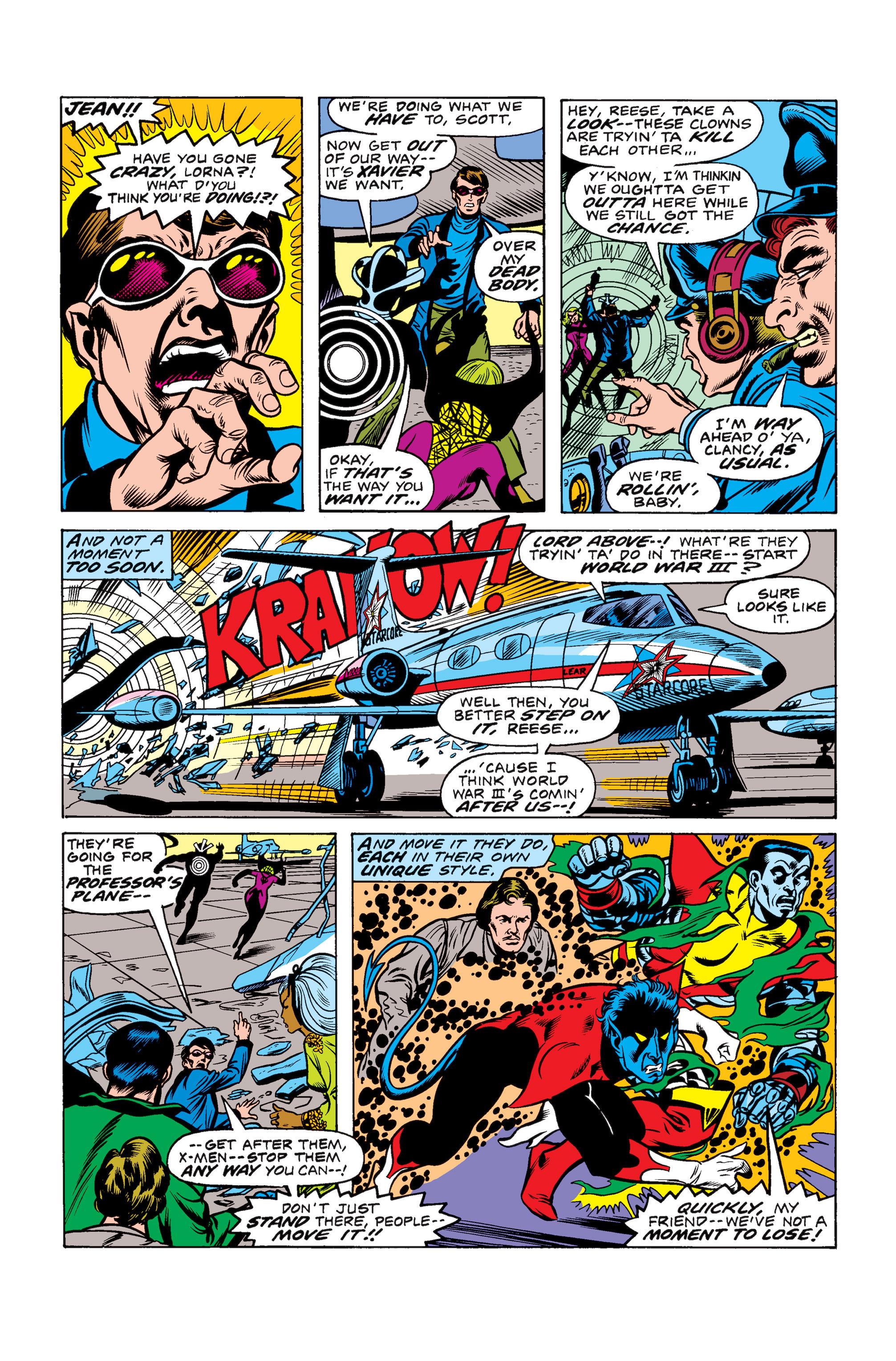 Uncanny X-Men (1963) 97 Page 7