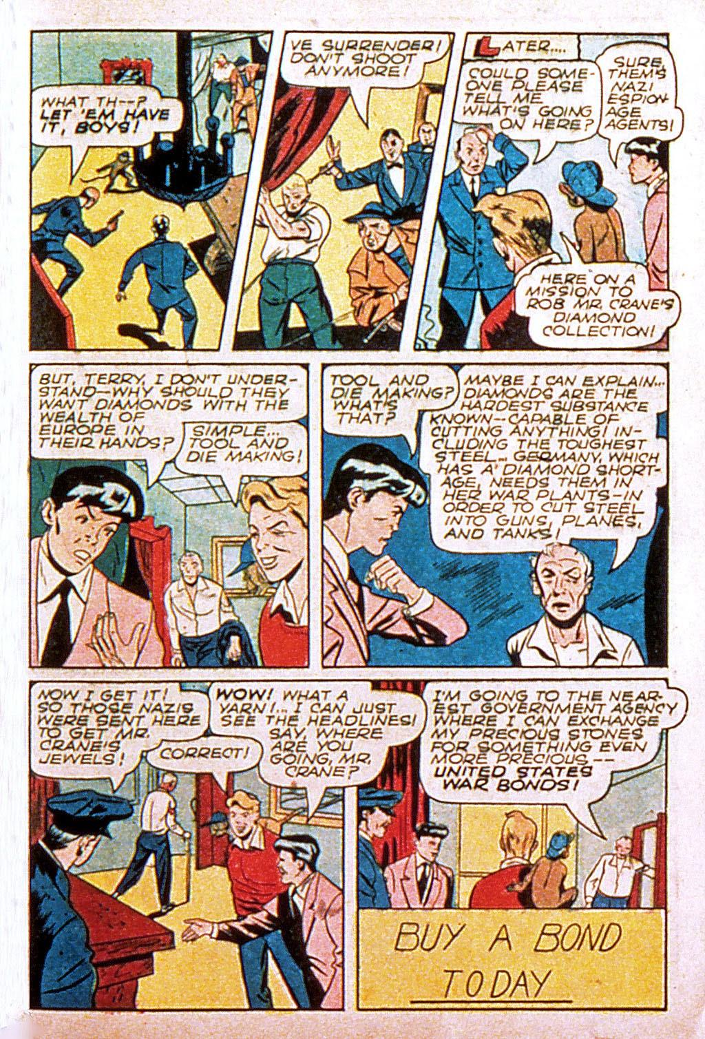 Read online Mystic Comics (1944) comic -  Issue #1 - 49