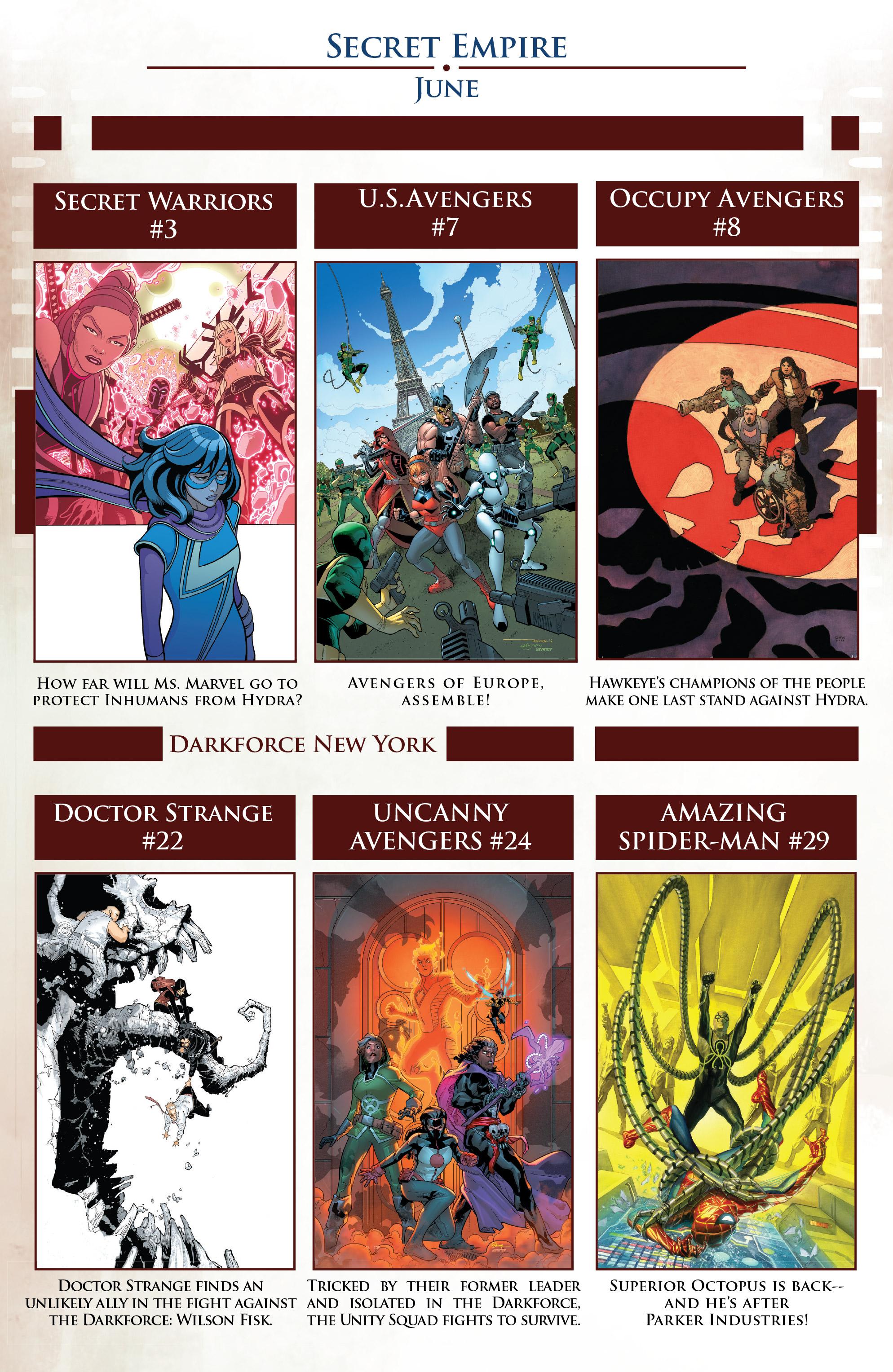 Read online Secret Empire comic -  Issue #4 - 39
