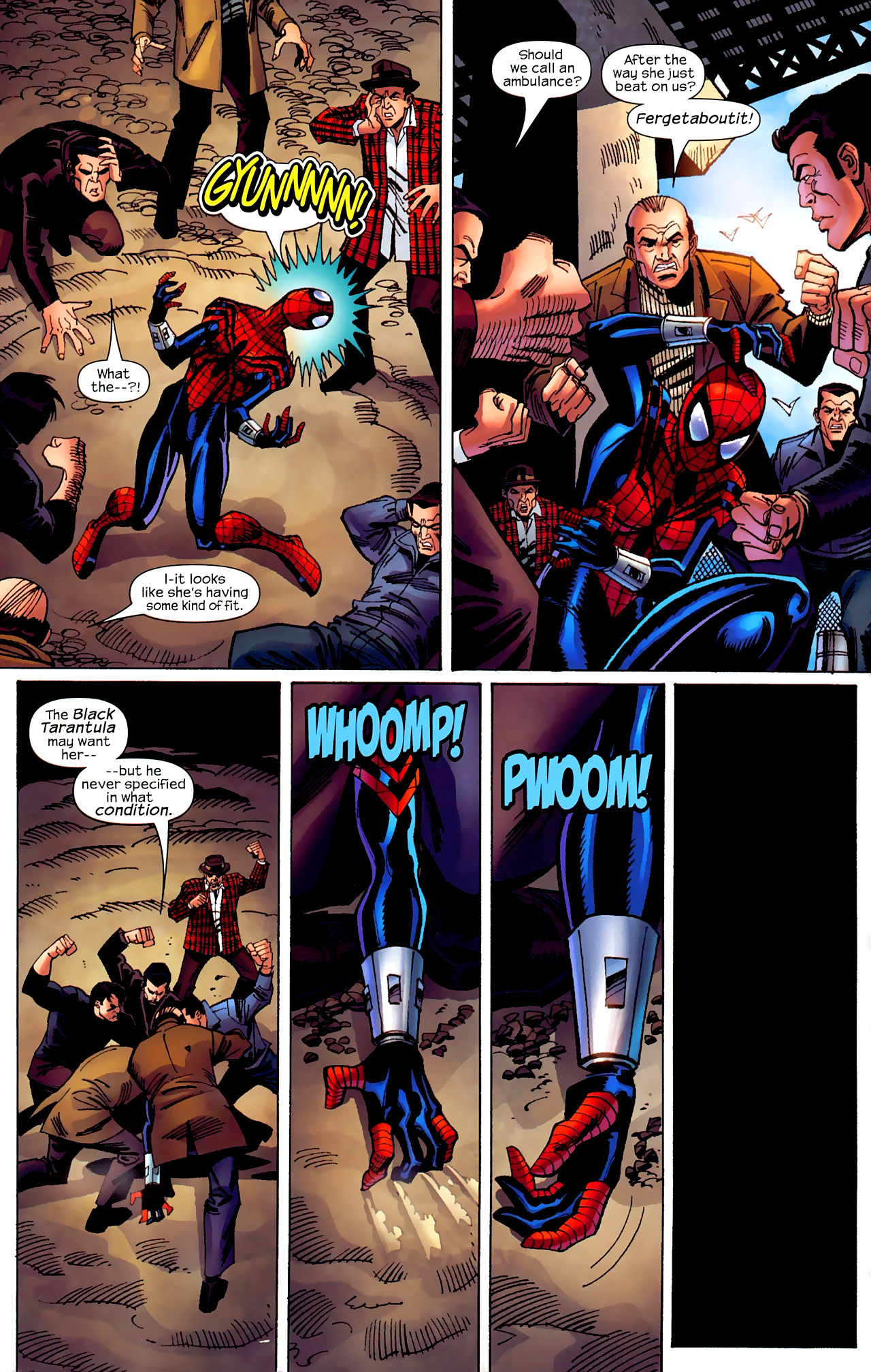 Read online Amazing Spider-Girl comic -  Issue #26 - 22