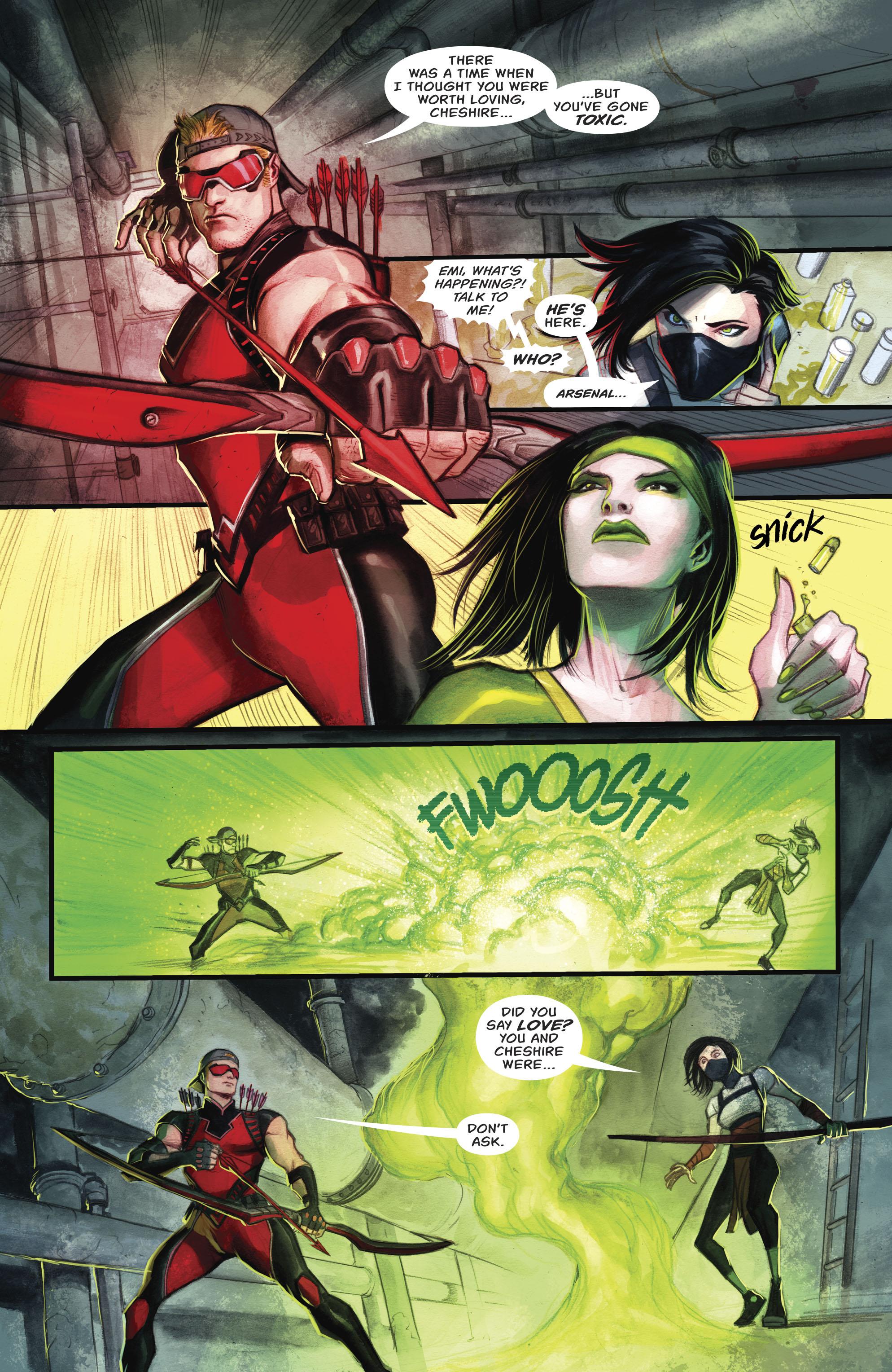 Read online Green Arrow (2016) comic -  Issue #23 - 12