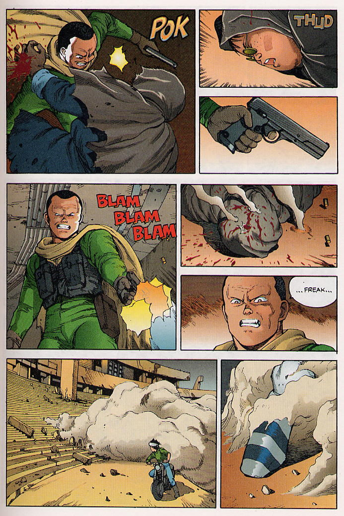 Read online Akira comic -  Issue #31 - 12
