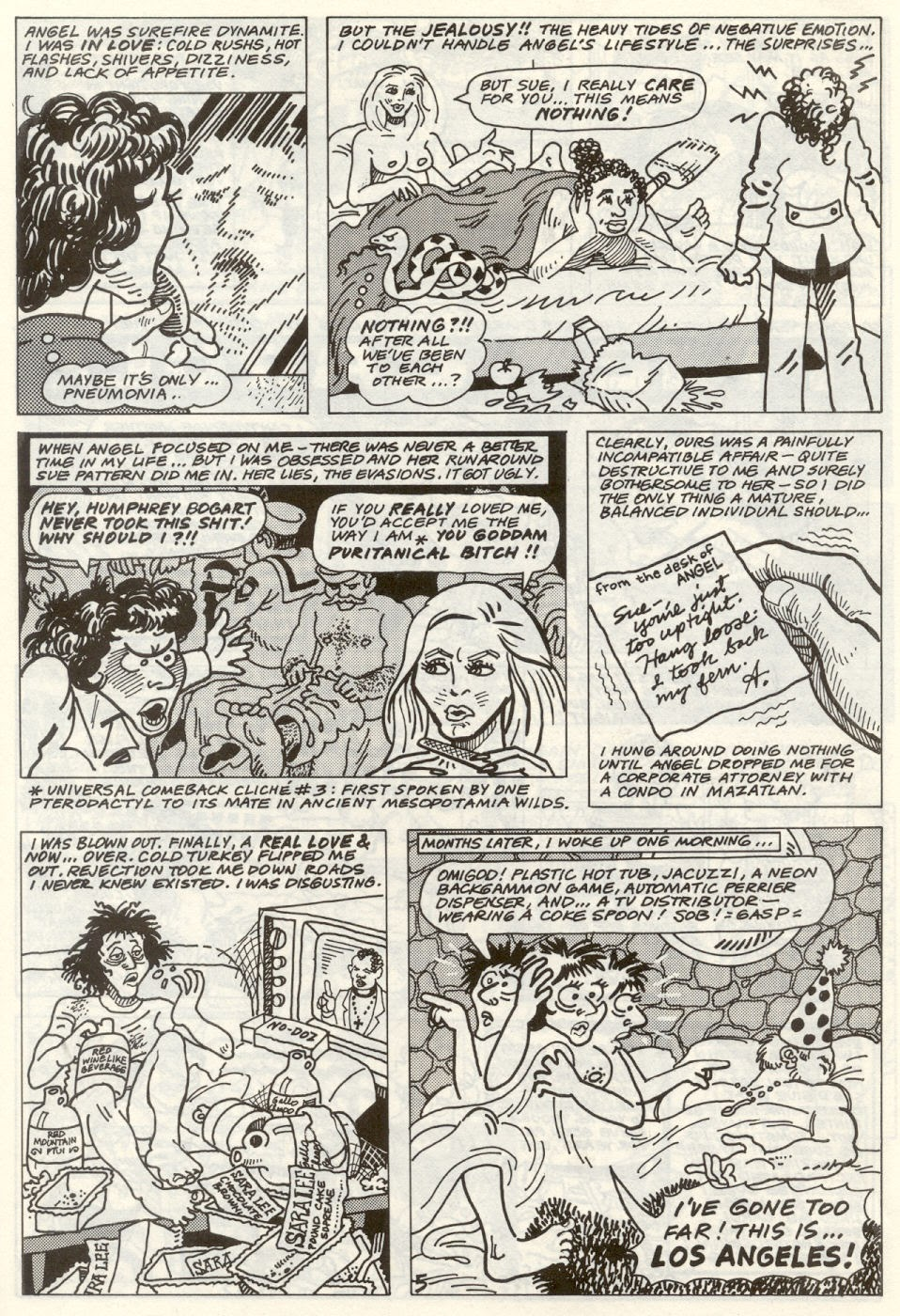 Gay Comix (Gay Comics) issue 1 - Page 8