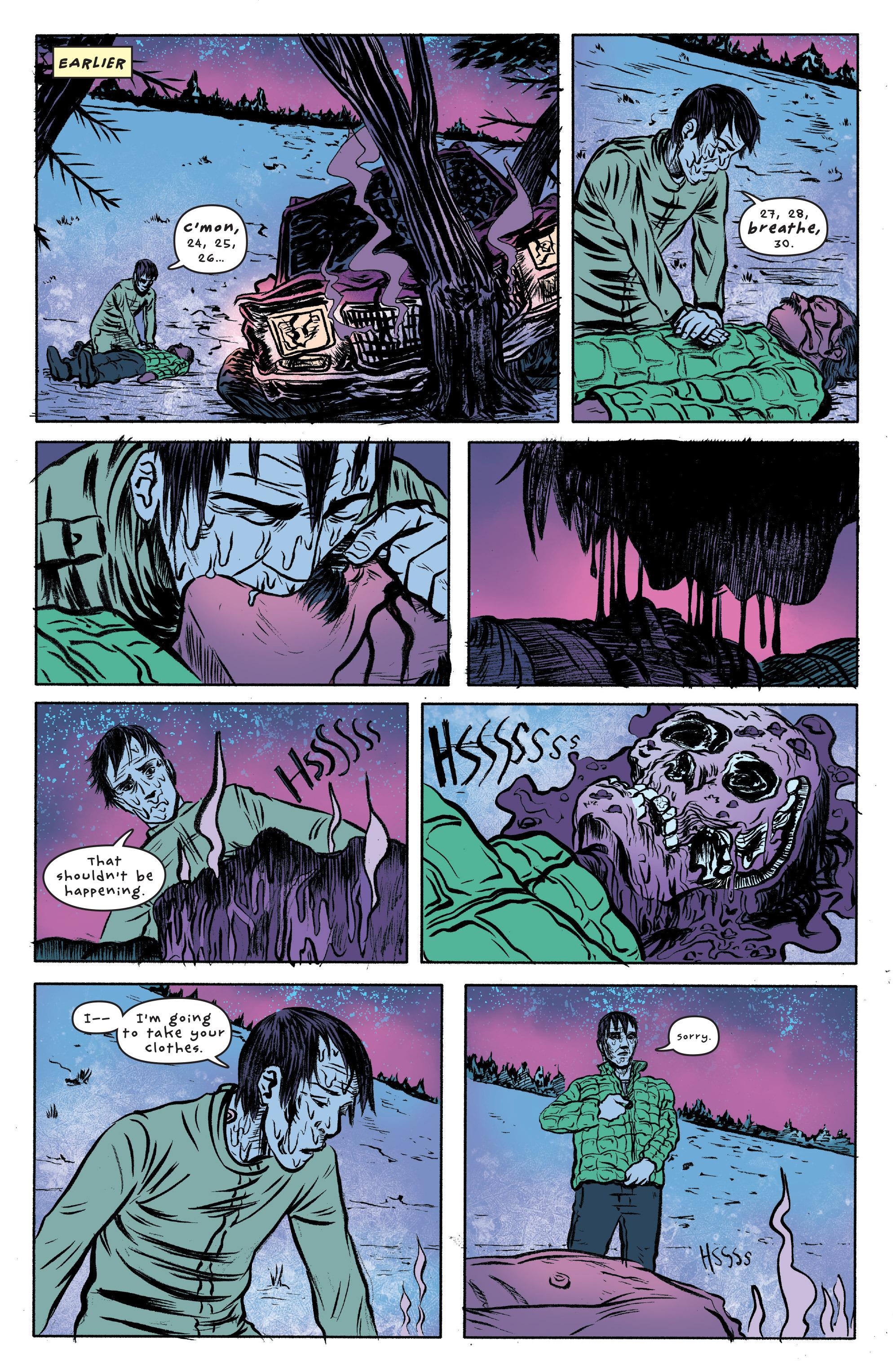 Read online UFOlogy comic -  Issue #3 - 21