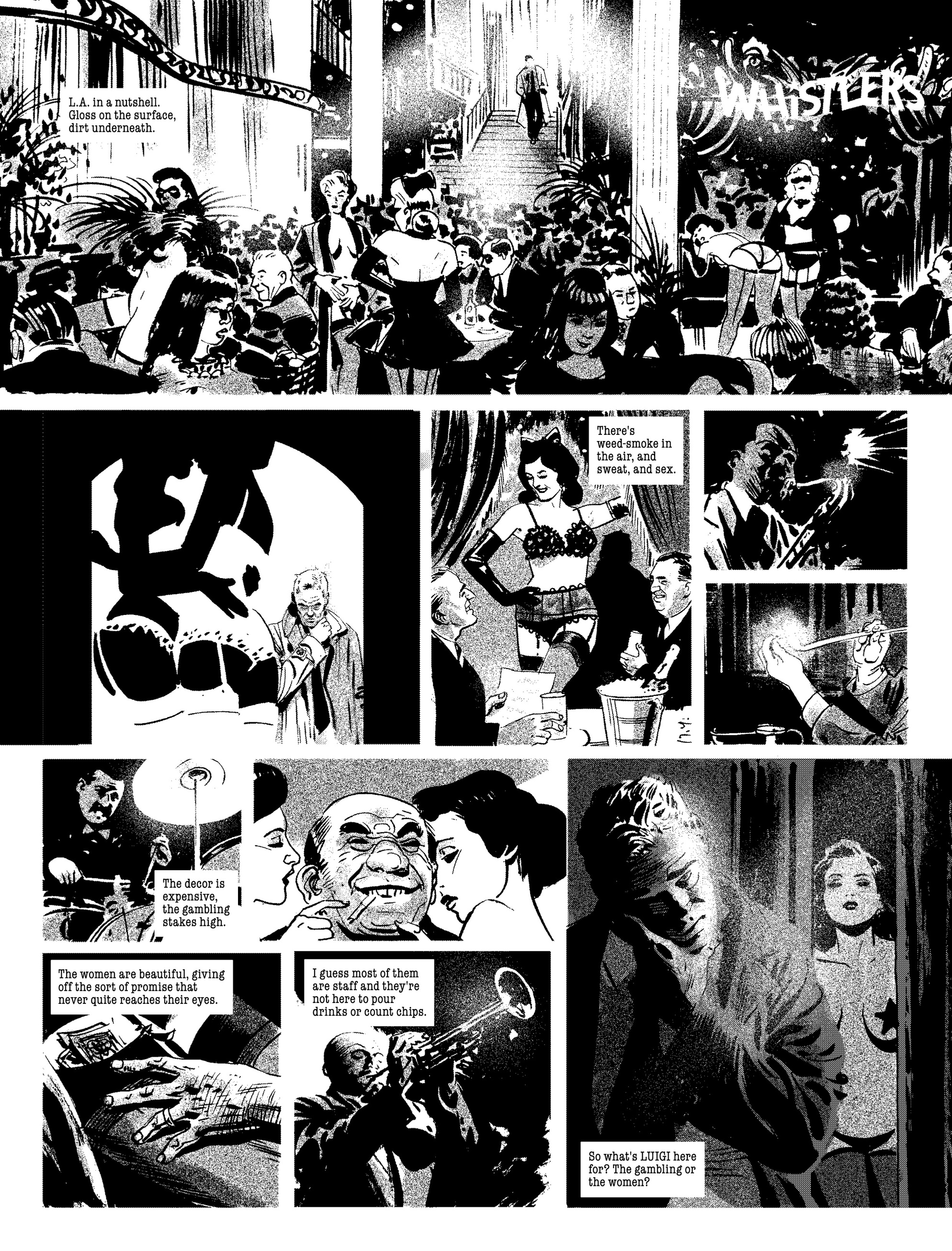 Read online 2000 AD comic -  Issue #2014 - 16