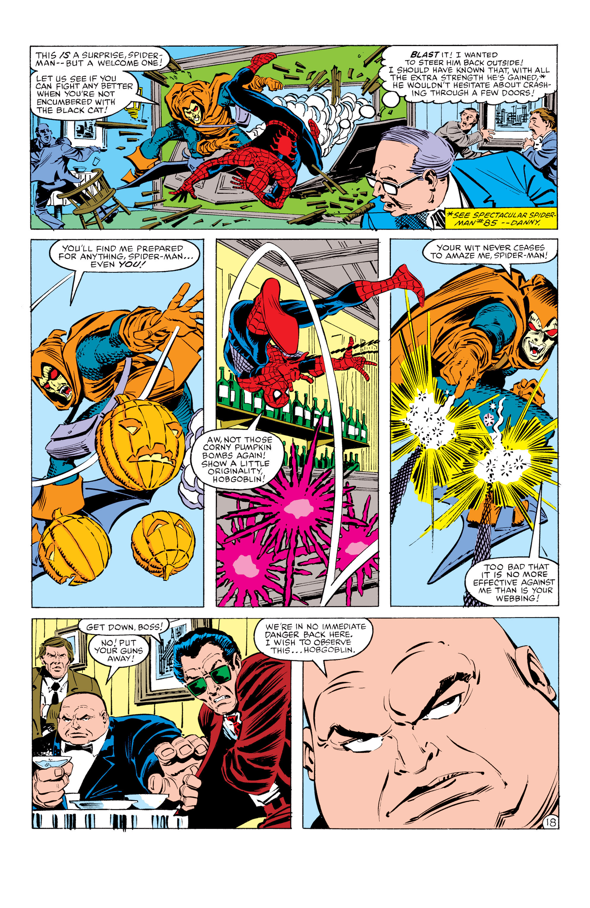 The Amazing Spider-Man (1963) 249 Page 18