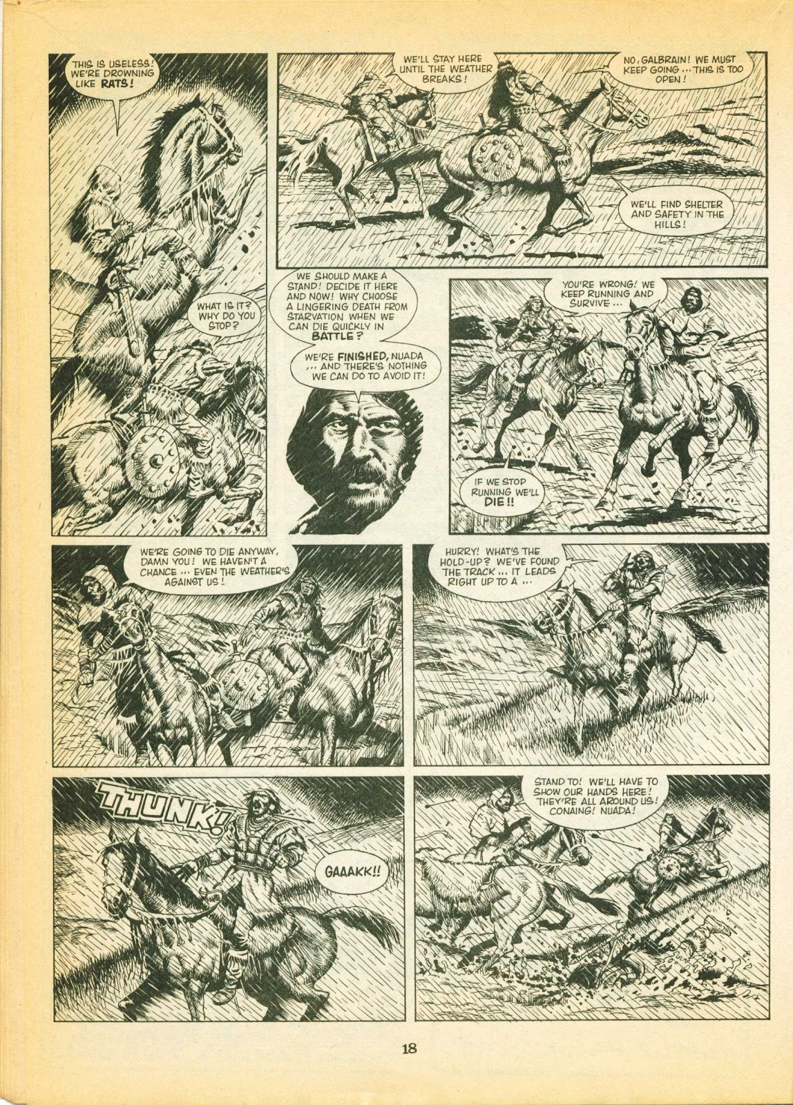 Warrior Issue #1 #2 - English 18