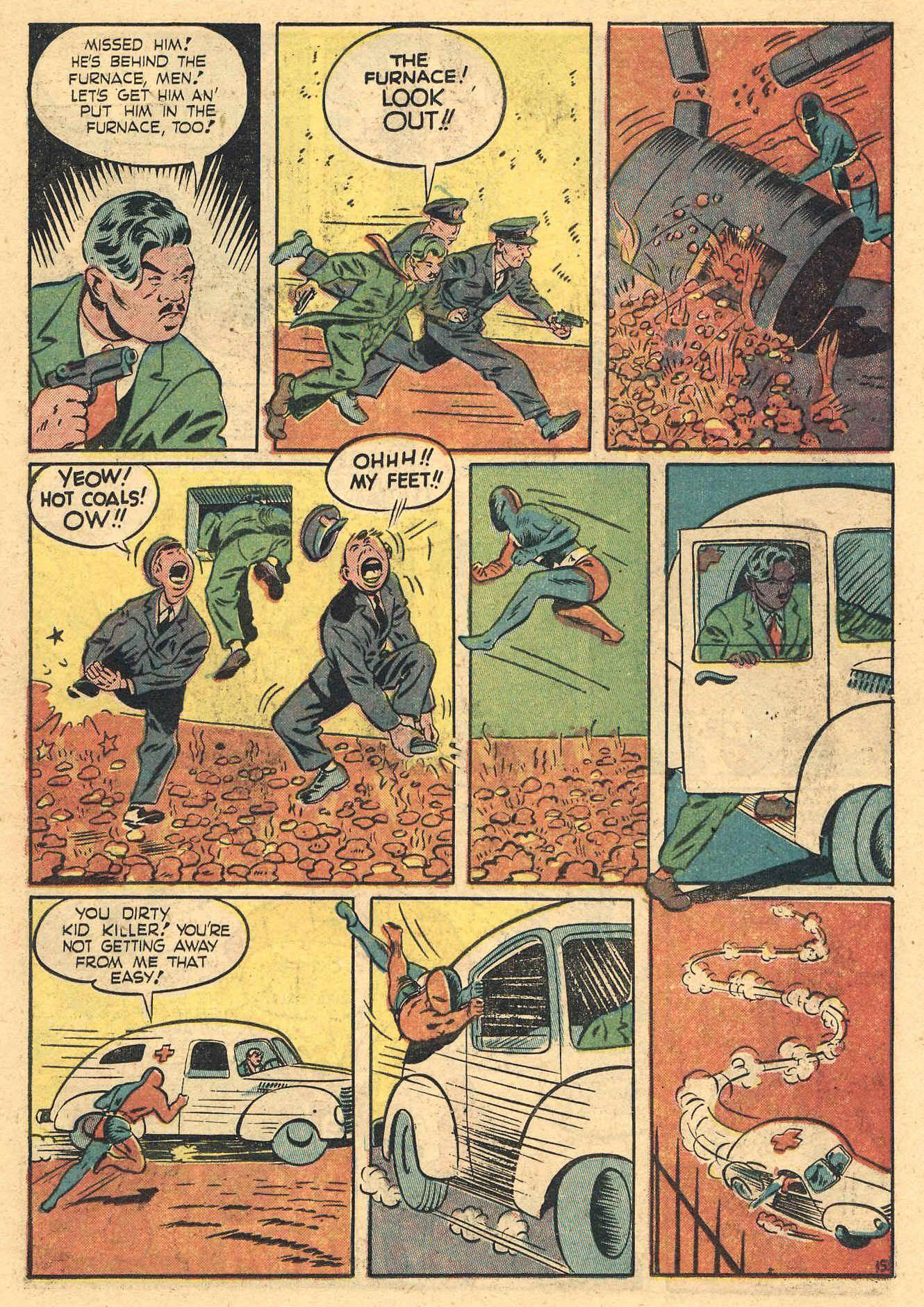 Daredevil (1941) issue 16 - Page 17