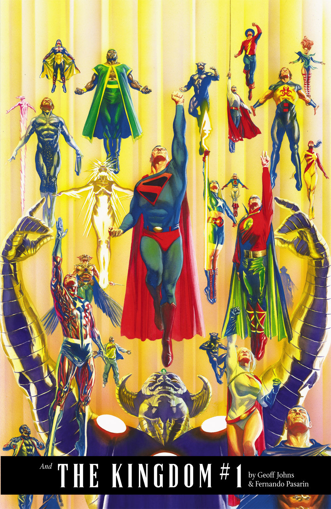Read online JSA Kingdom Come Special: Superman comic -  Issue # Full - 37
