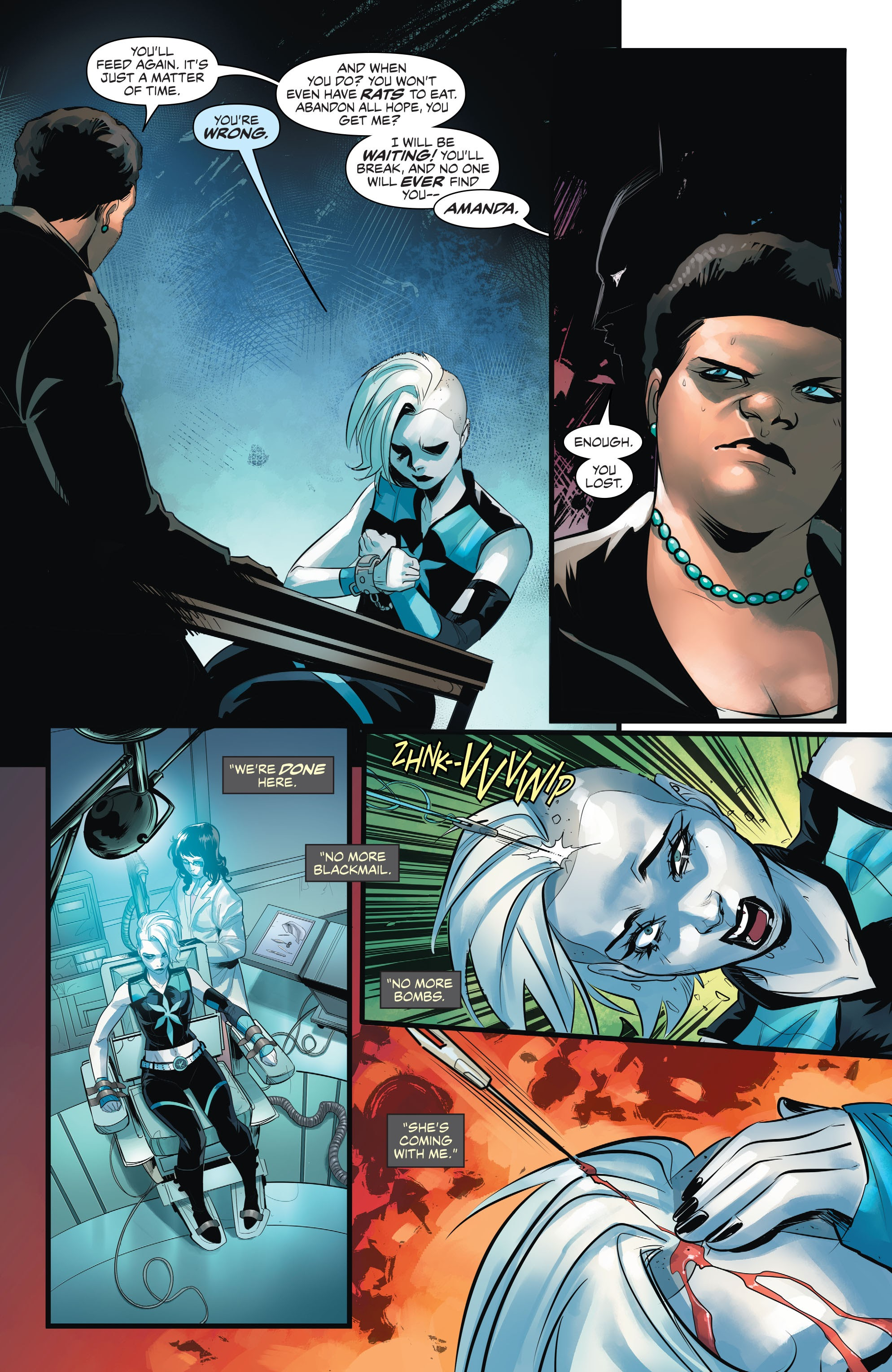 Read online Justice League of America: Killer Frost - Rebirth comic -  Issue # Full - 20