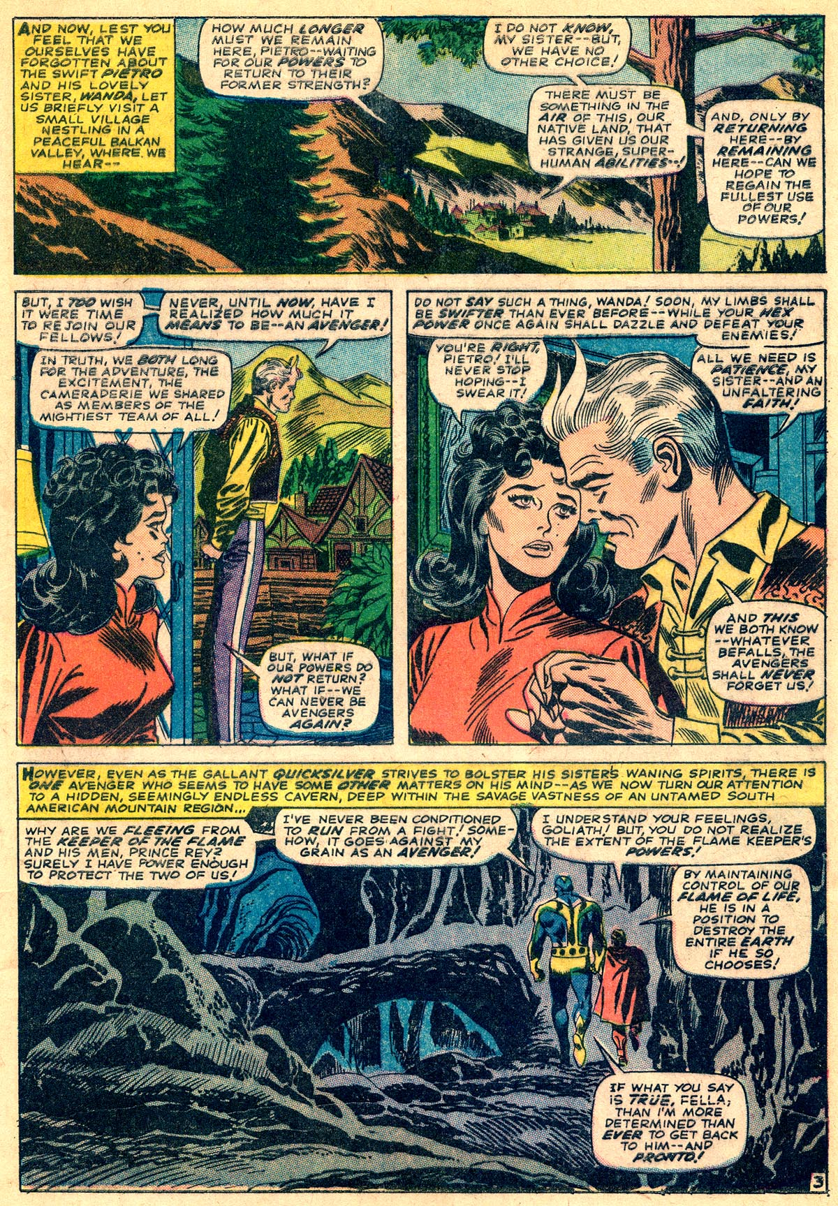 The Avengers (1963) 31 Page 4