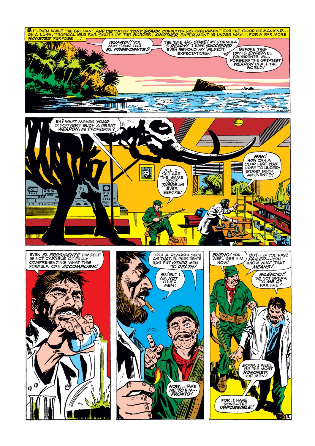 Tales of Suspense (1959) issue 91 - Page 4