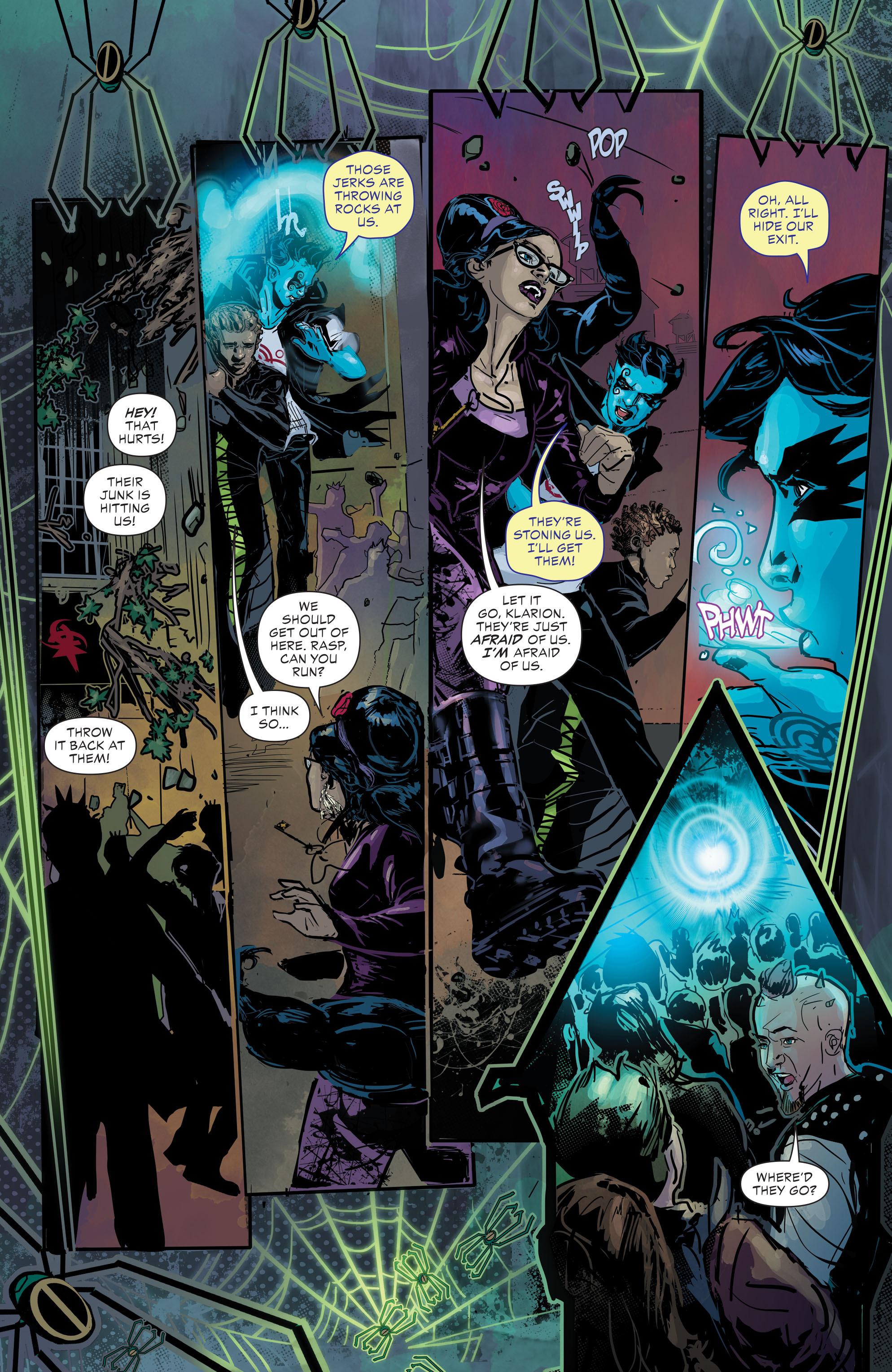 Read online Klarion comic -  Issue #2 - 5