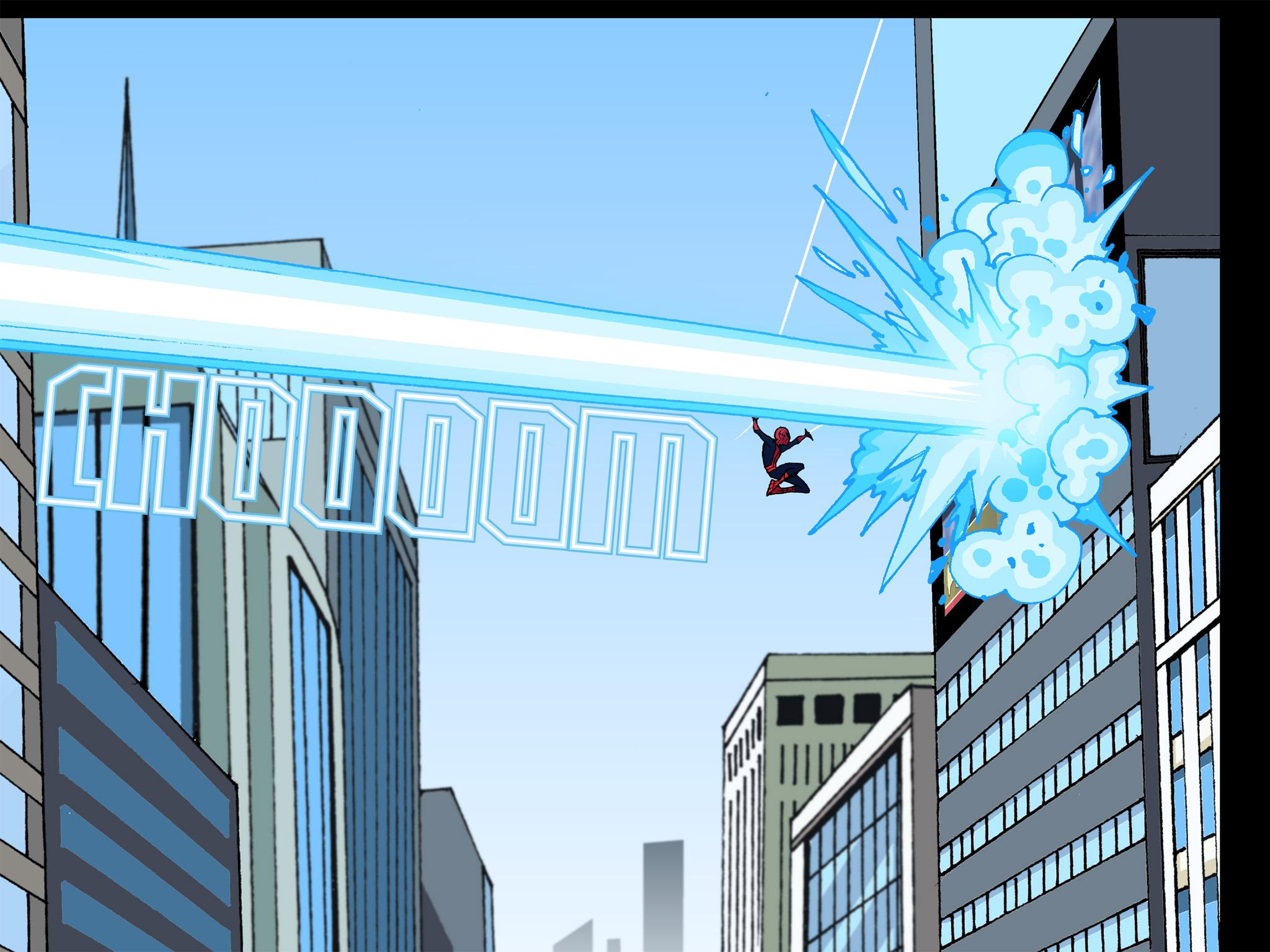 Read online Ultimate Spider-Man (Infinite Comics) (2015) comic -  Issue #6 - 26