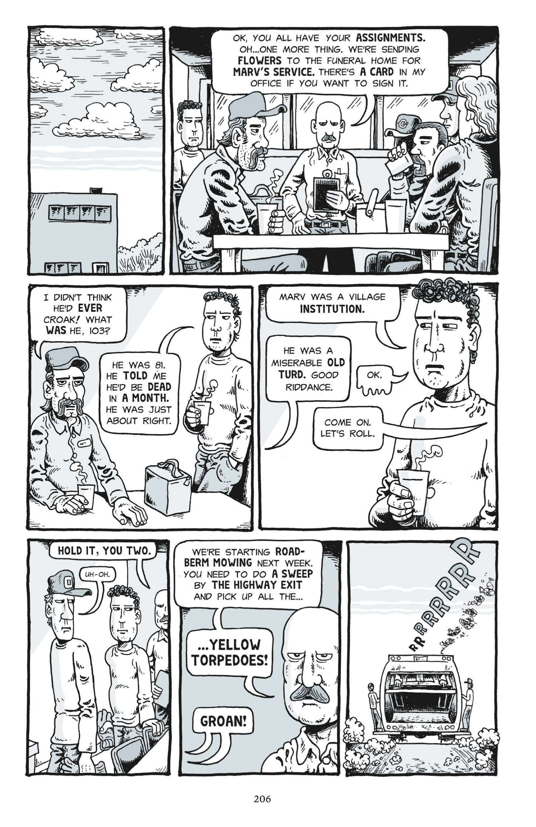Read online Trashed comic -  Issue # Full - 198