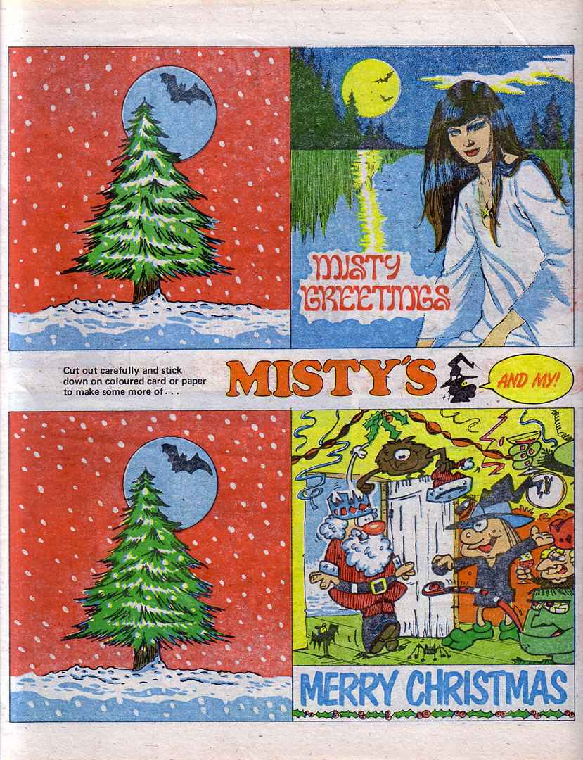 Read online Misty comic -  Issue #96 - 16