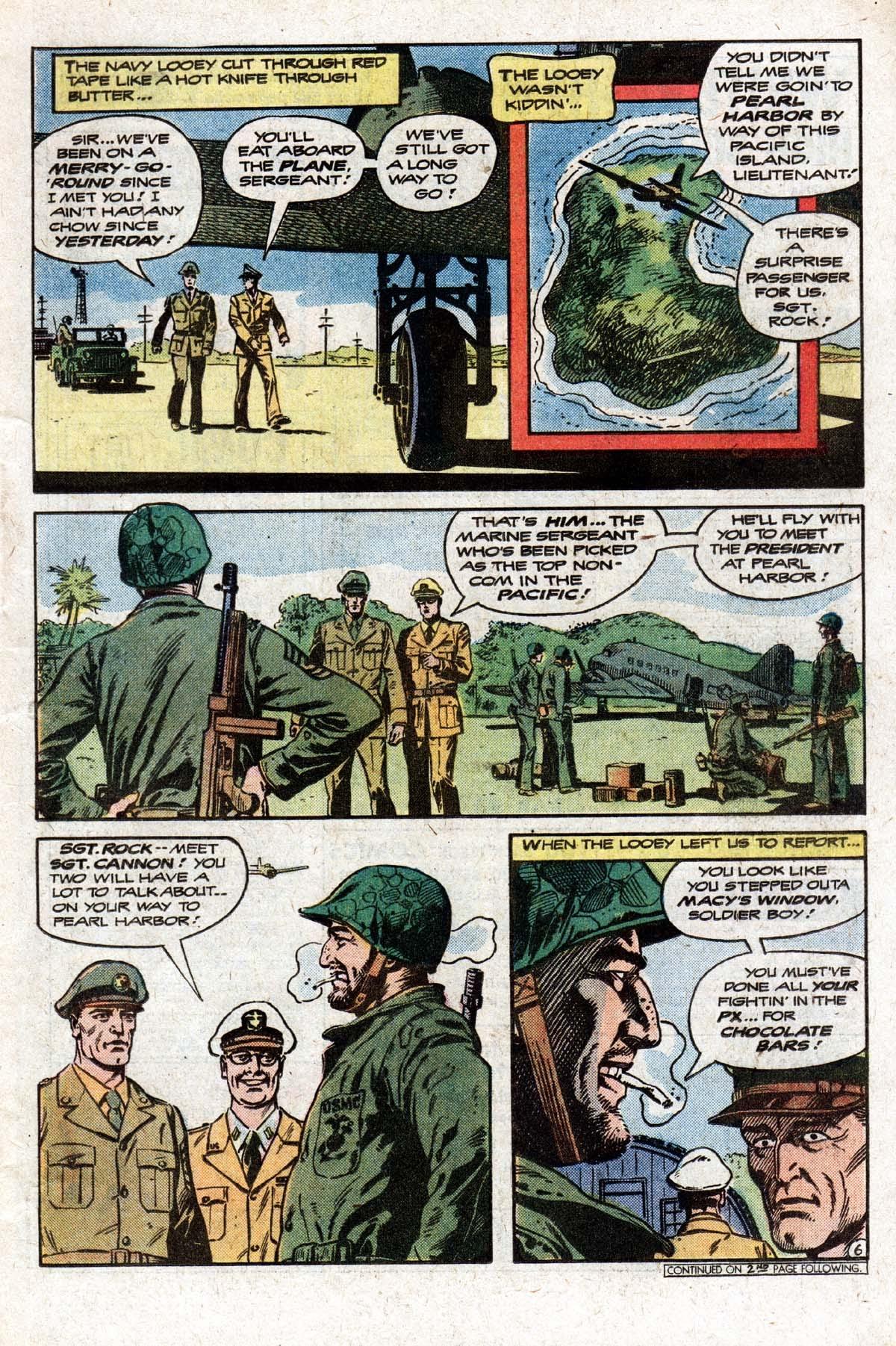 Read online Sgt. Rock comic -  Issue #320 - 9