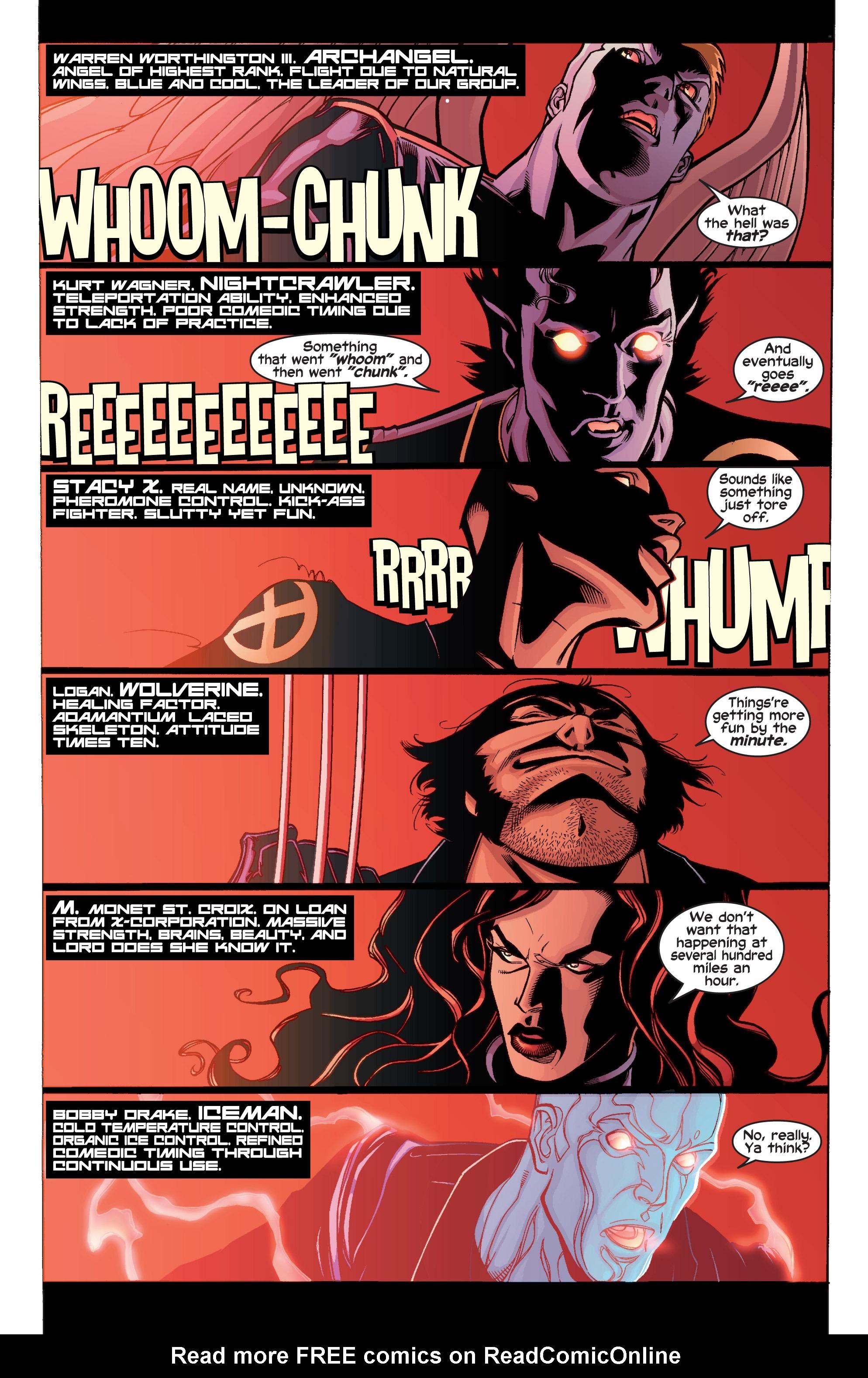 Read online Uncanny X-Men (1963) comic -  Issue #410 - 10