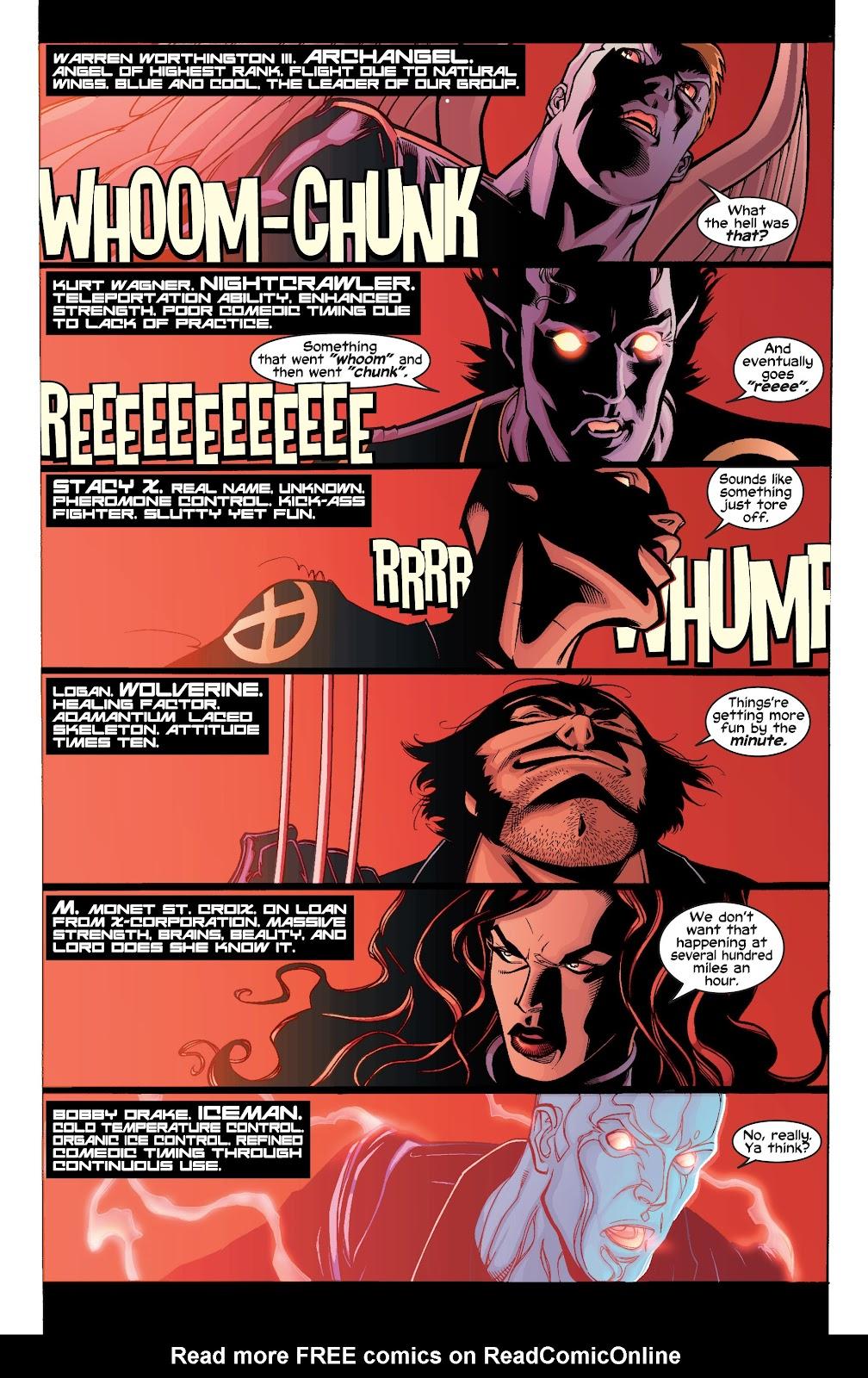Uncanny X-Men (1963) issue 410 - Page 10