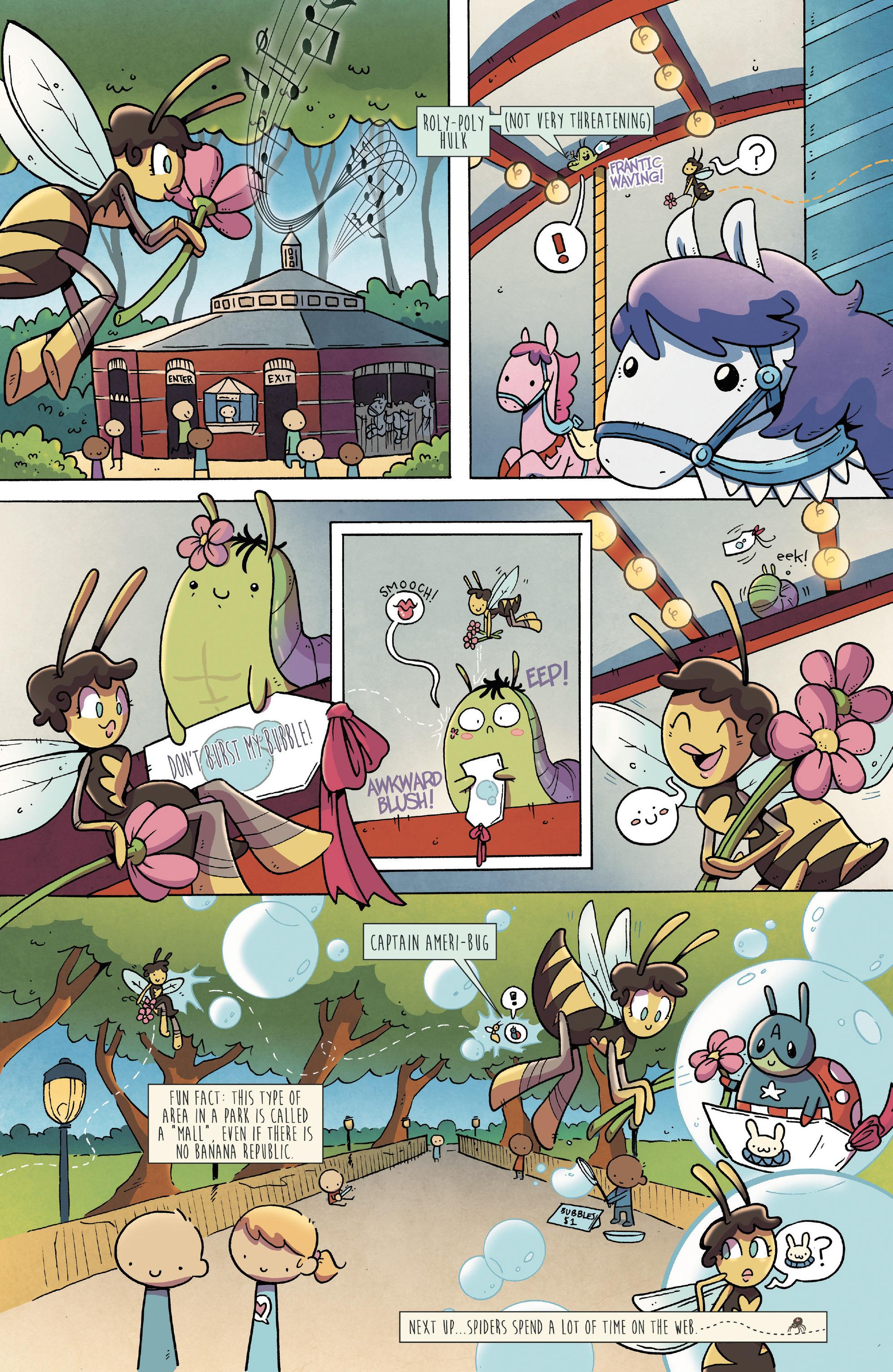 Read online Secret Wars: Secret Love comic -  Issue # Full - 28