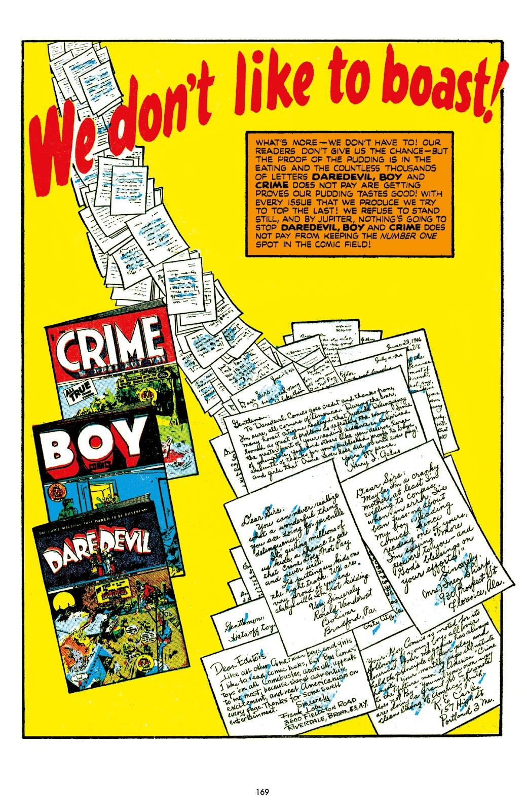 Read online Crime Does Not Pay Archives comic -  Issue # TPB 7 (Part 2) - 71