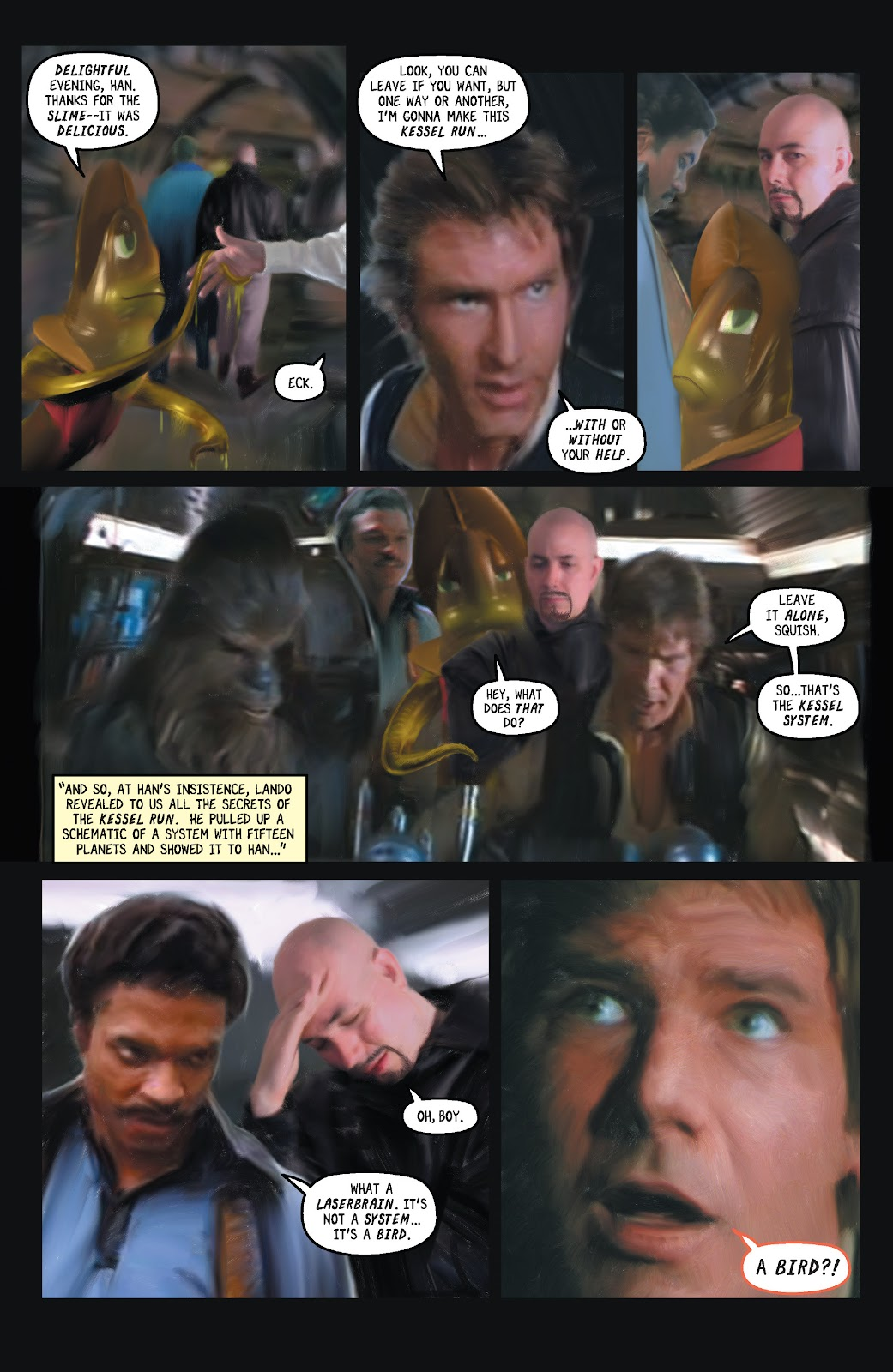 Read online Star Wars Legends Epic Collection: The Empire comic -  Issue # TPB 5 (Part 5) - 38