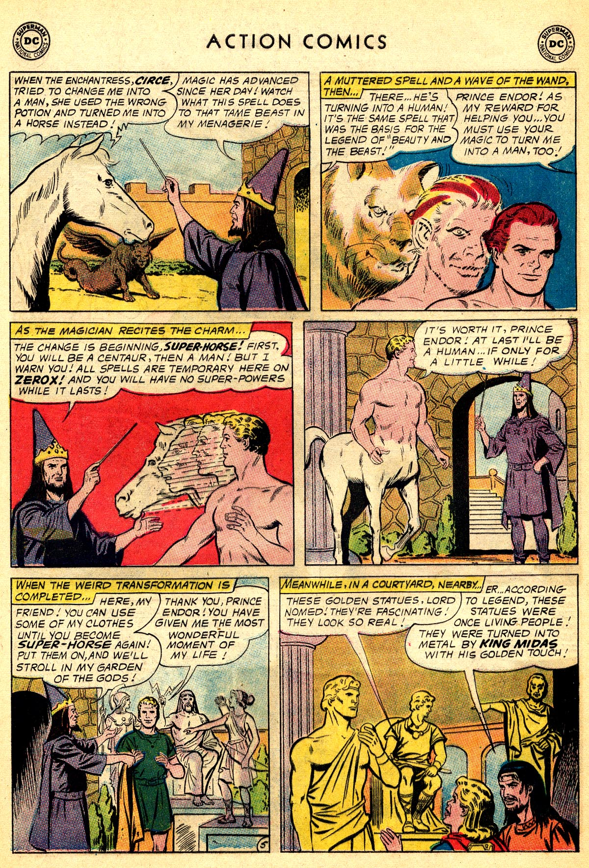 Action Comics (1938) 301 Page 23