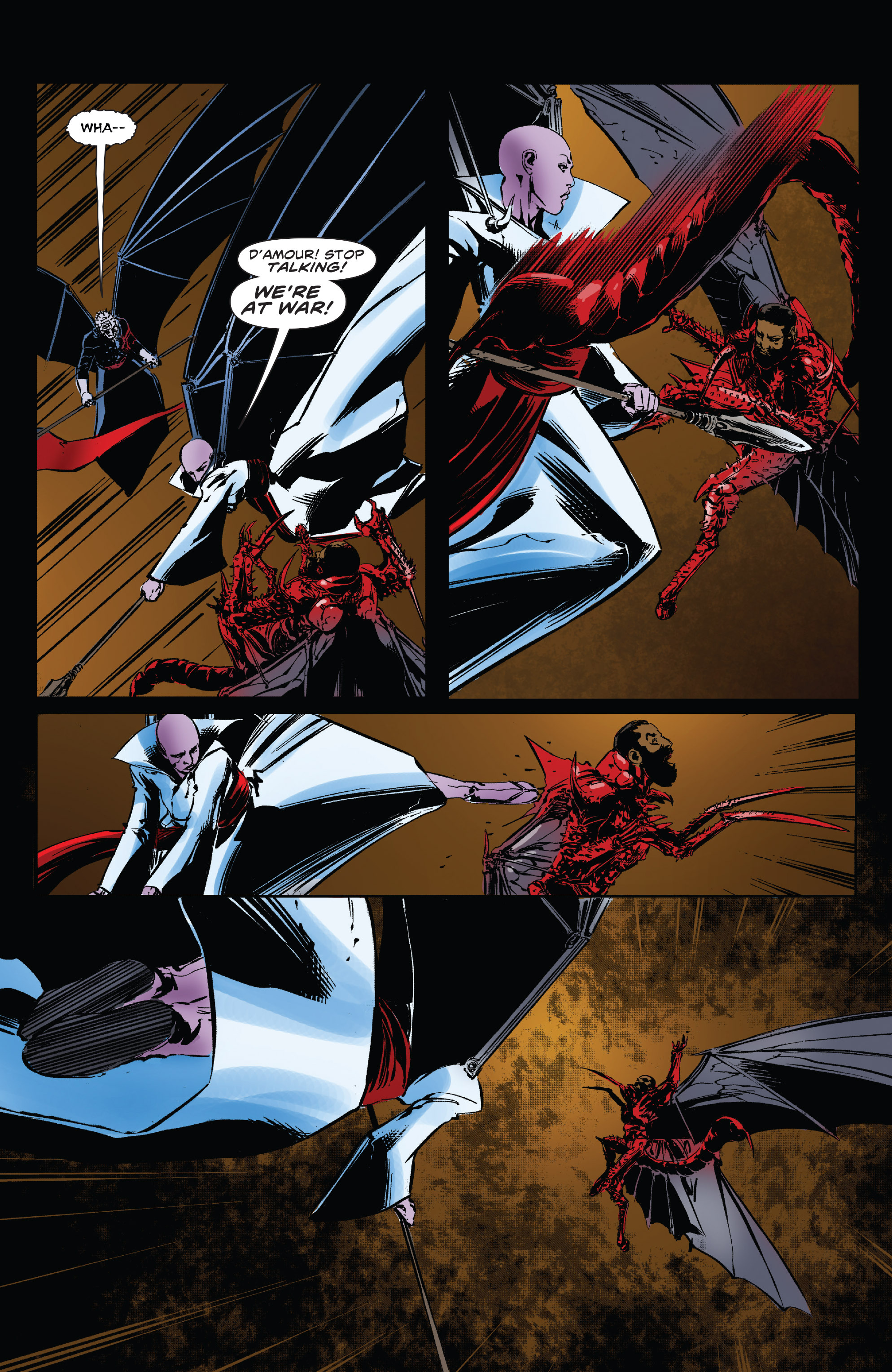 Read online Clive Barker's Hellraiser: The Dark Watch comic -  Issue # TPB 3 - 69