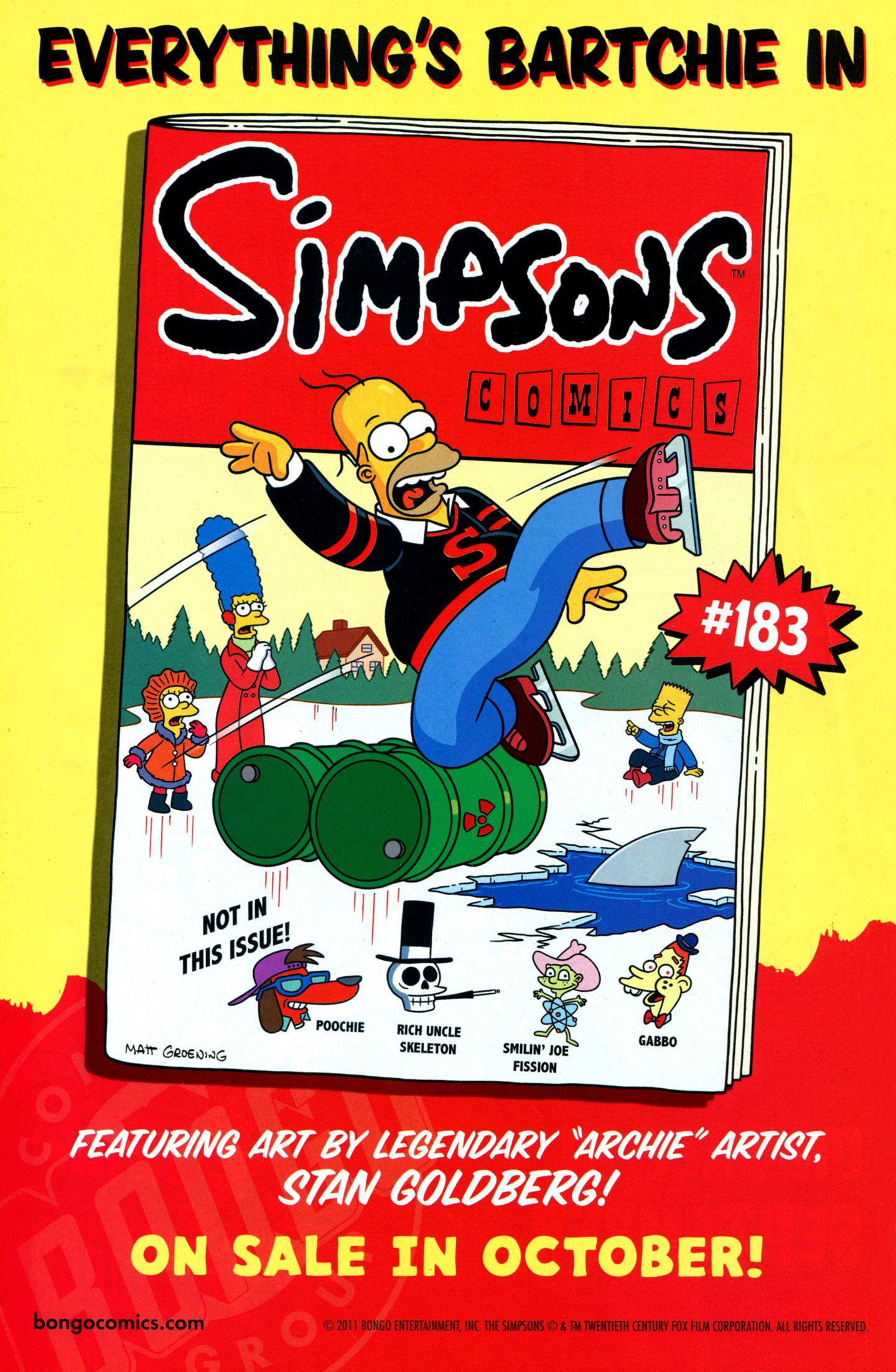 Read online Simpsons Comics Presents Bart Simpson comic -  Issue #63 - 13