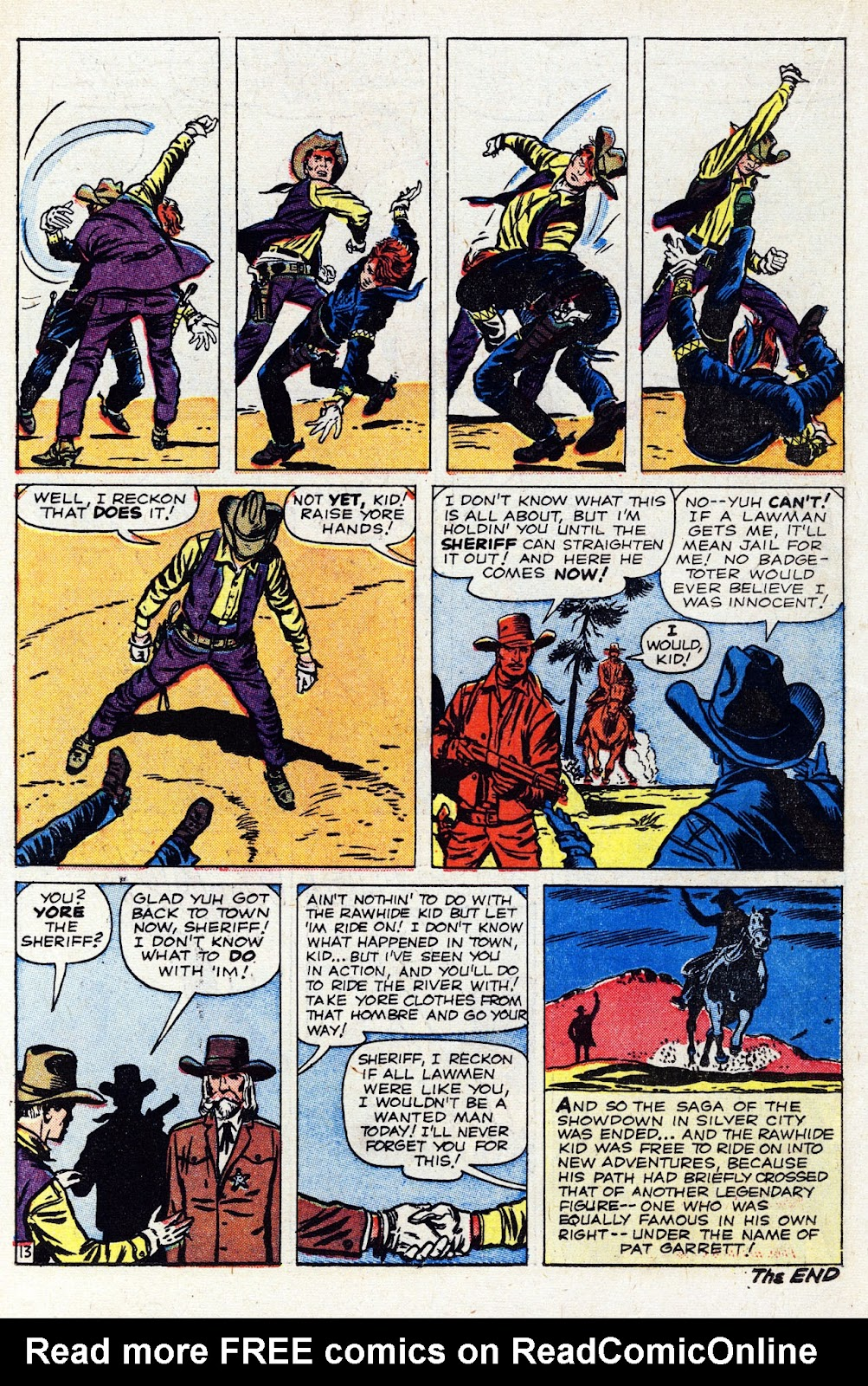 The Rawhide Kid (1955) issue 24 - Page 18