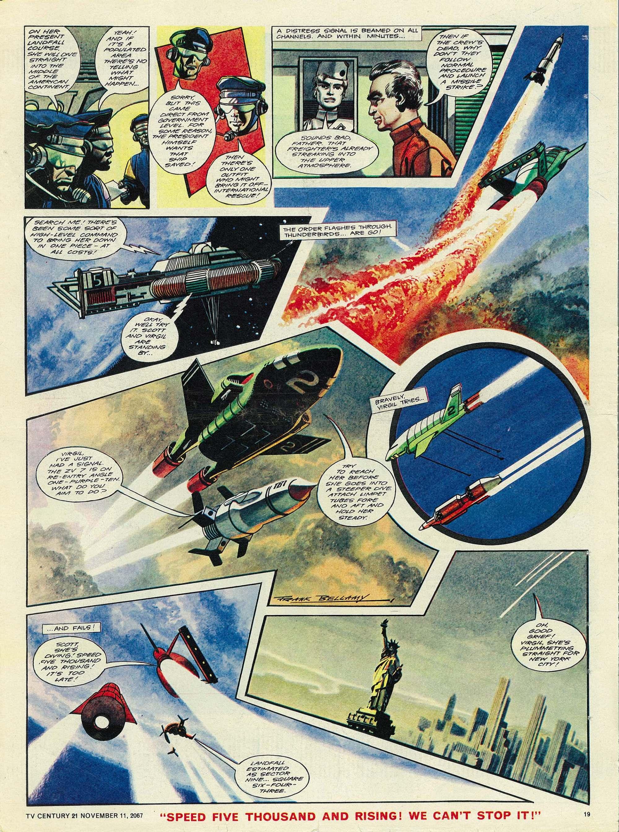 Read online TV Century 21 (TV 21) comic -  Issue #147 - 18