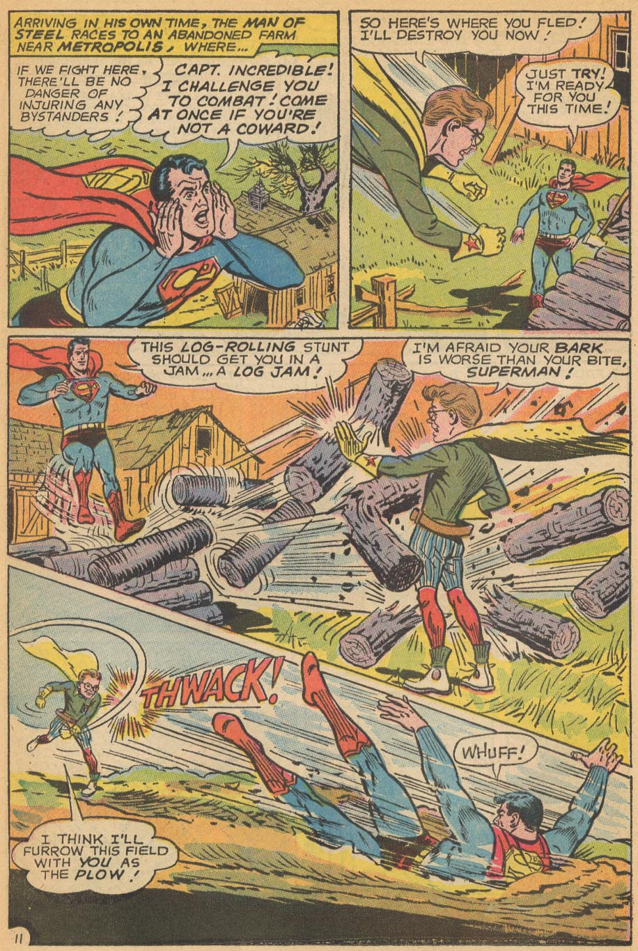 Read online Action Comics (1938) comic -  Issue #354 - 14