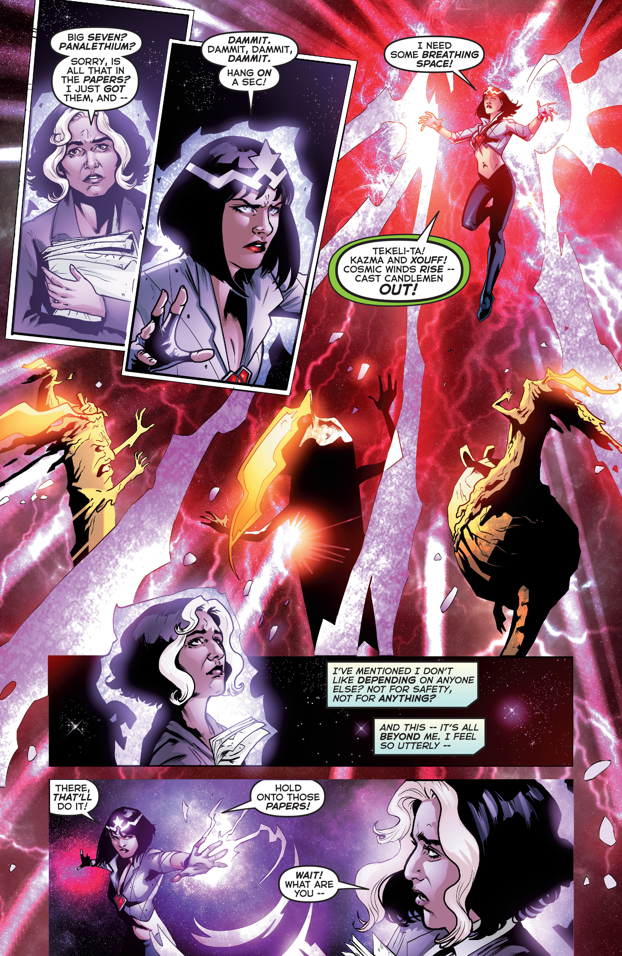 Read online Astro City comic -  Issue #40 - 11