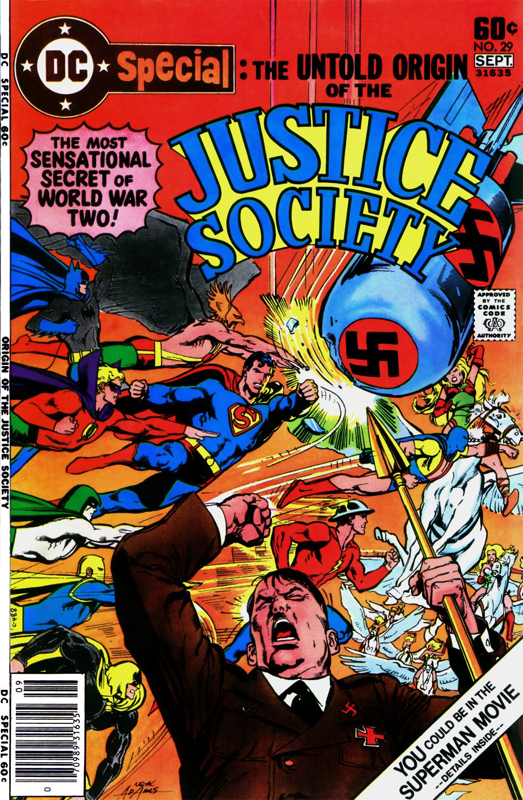 DC Special (1975) issue 29 - Page 1