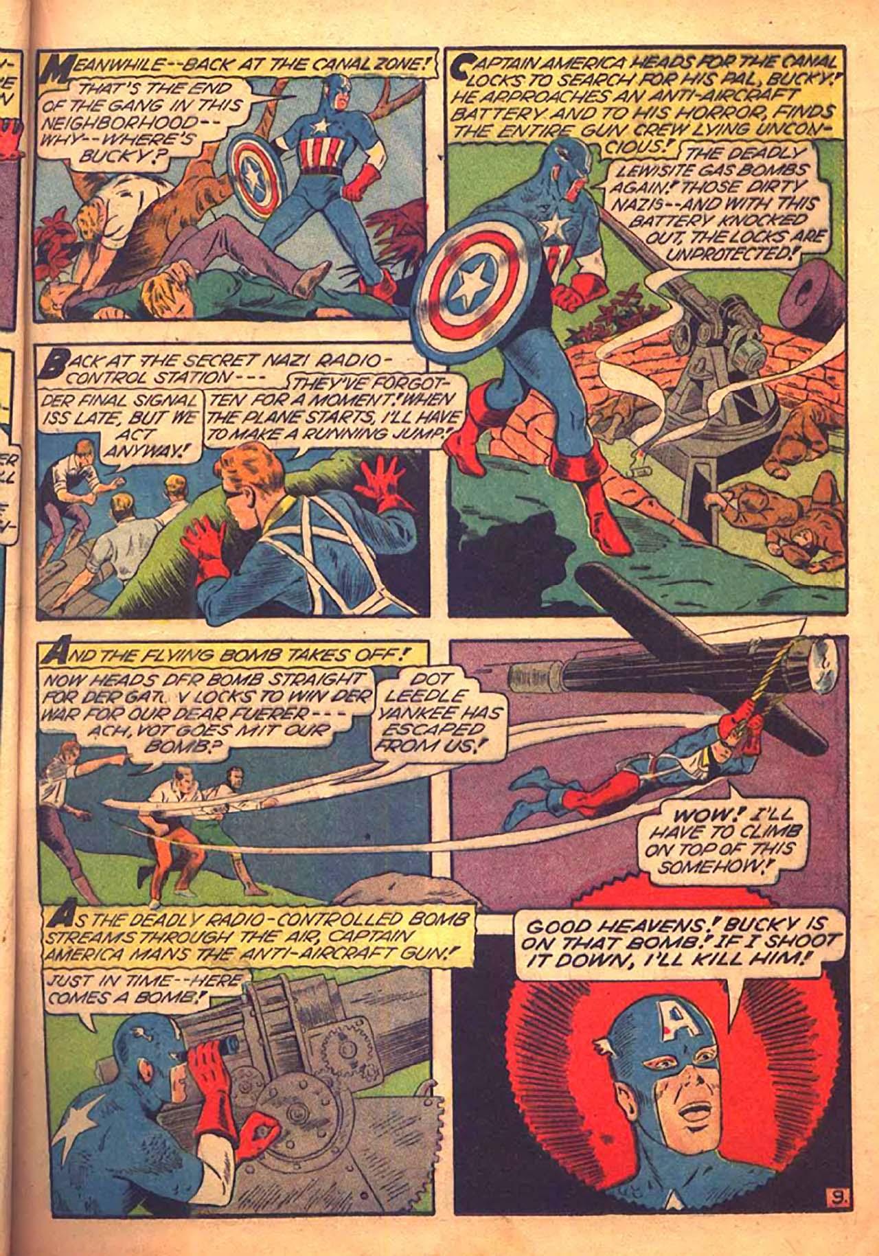 Read online All-Winners Comics comic -  Issue #9 - 24