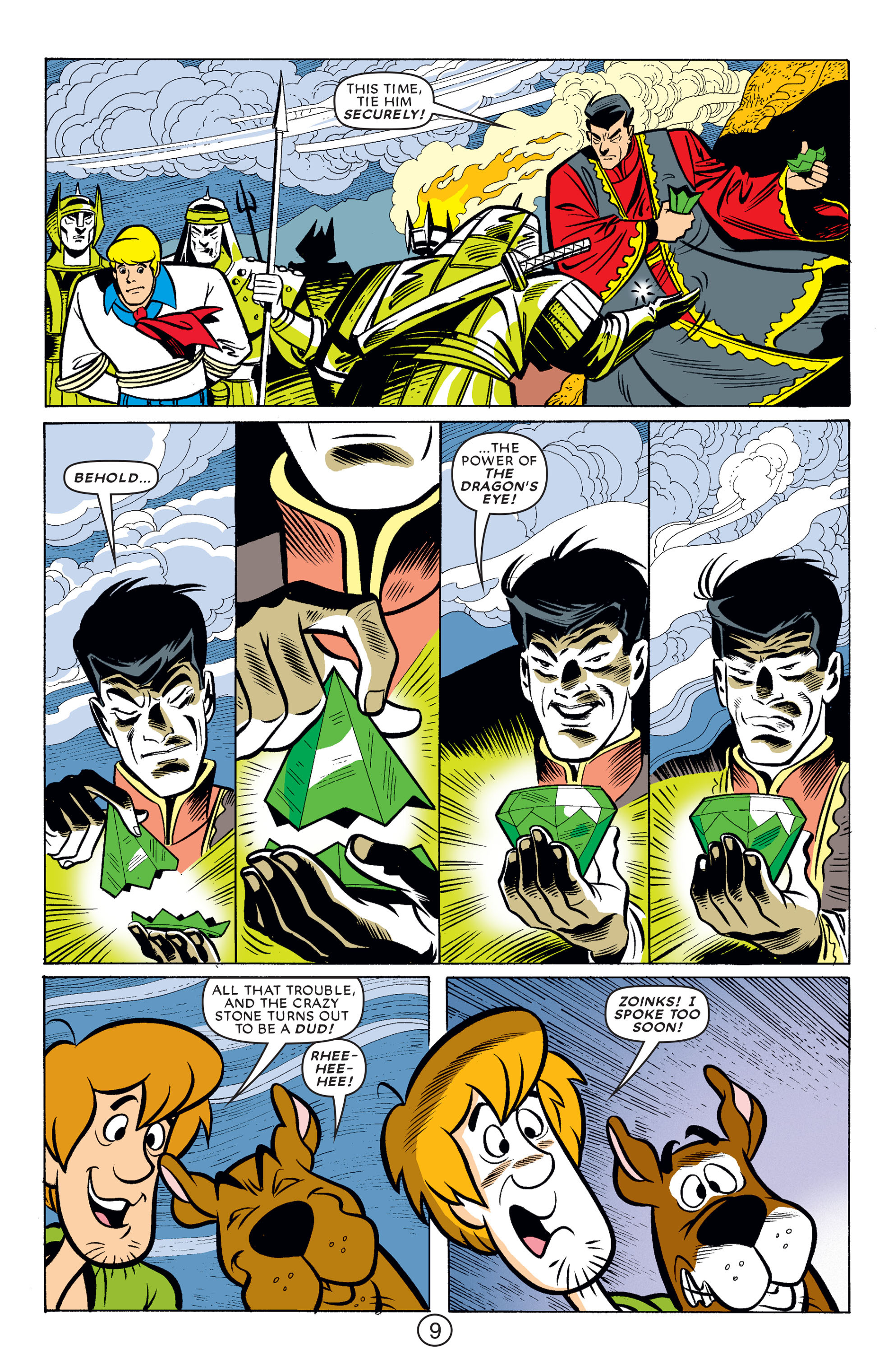 Read online Scooby-Doo (1997) comic -  Issue #66 - 20