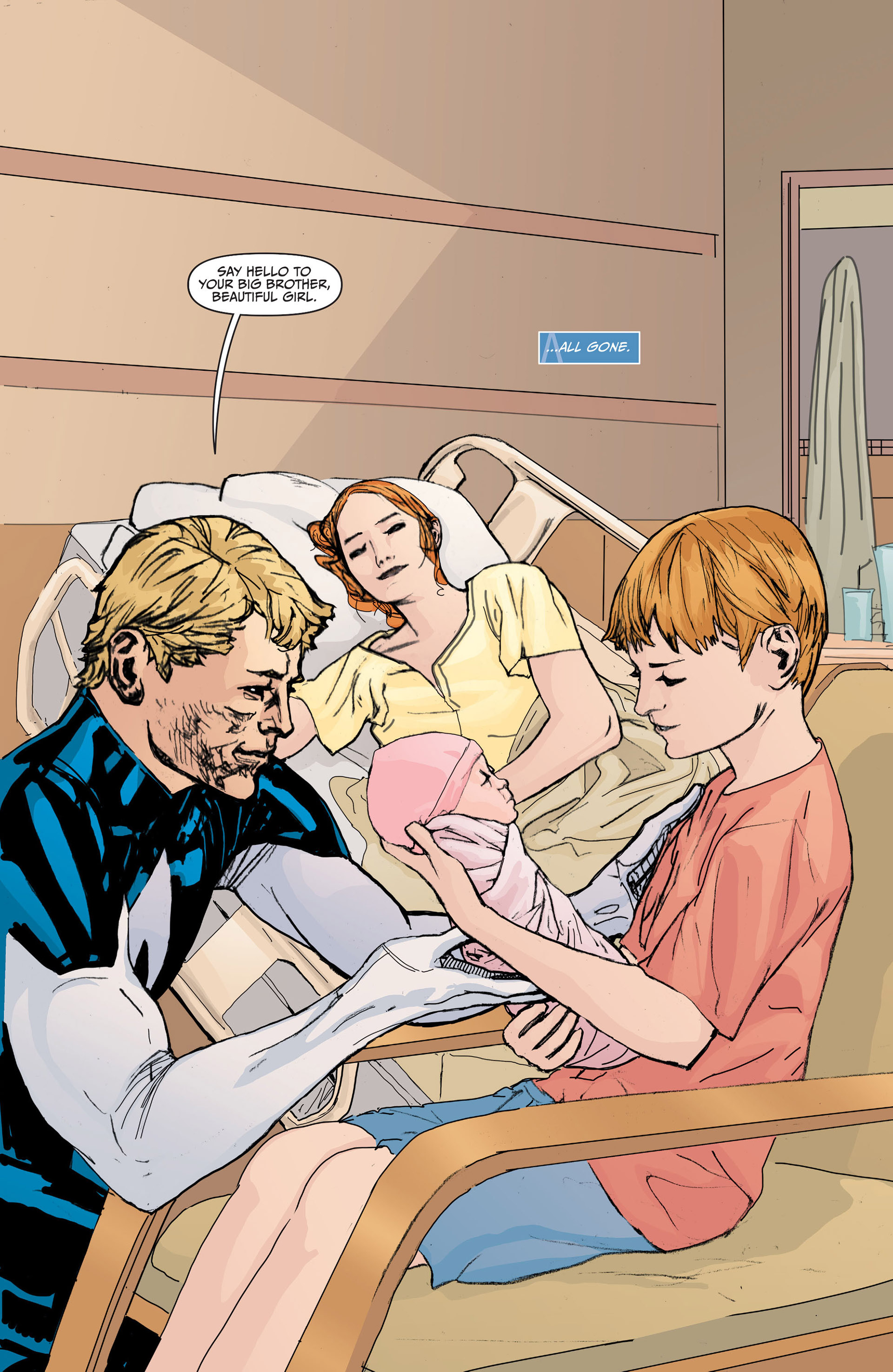 Read online Animal Man (2011) comic -  Issue #Animal Man (2011) _Annual 2 - 30