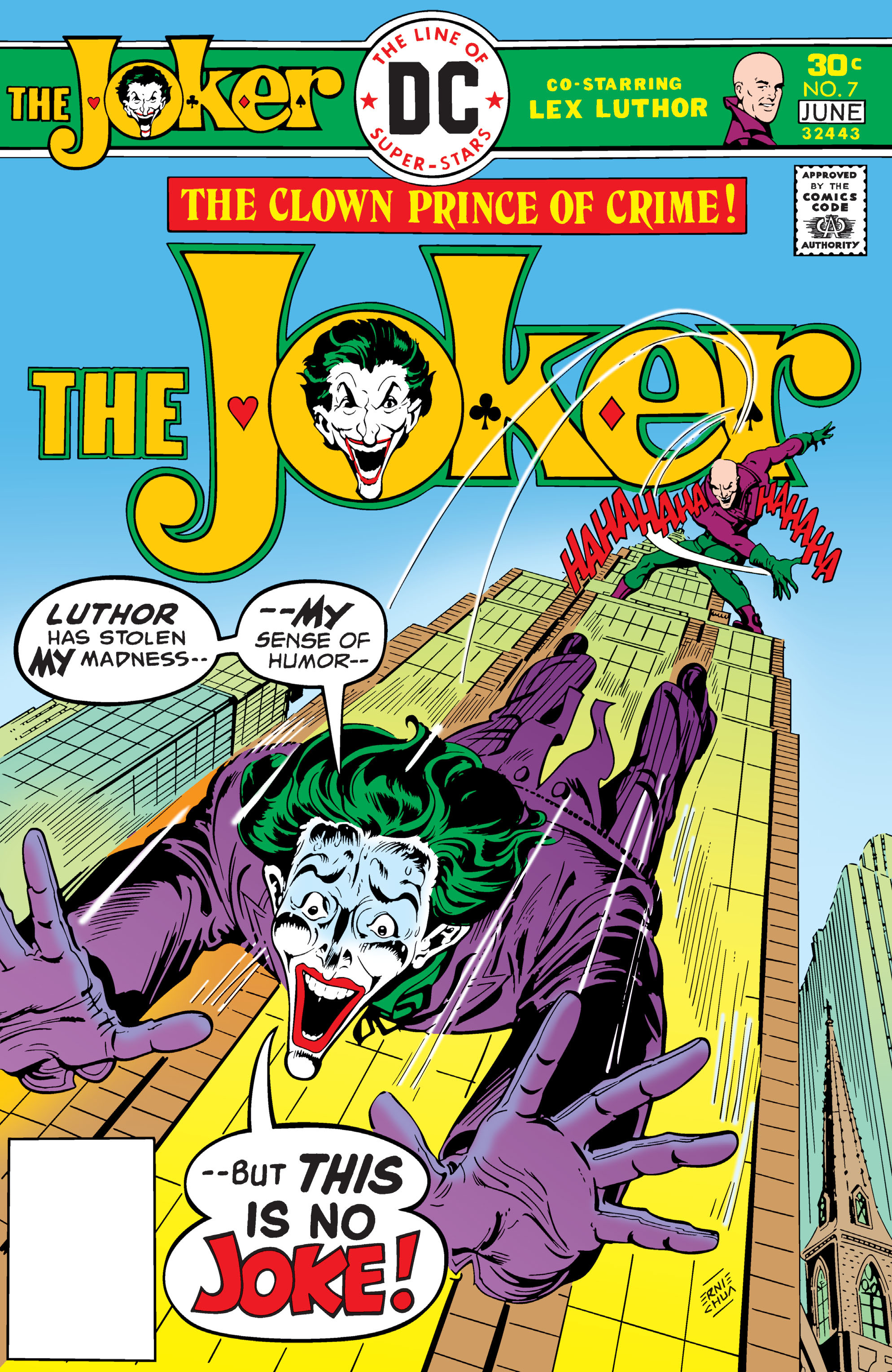 The Joker (1975) issue 7 - Page 1