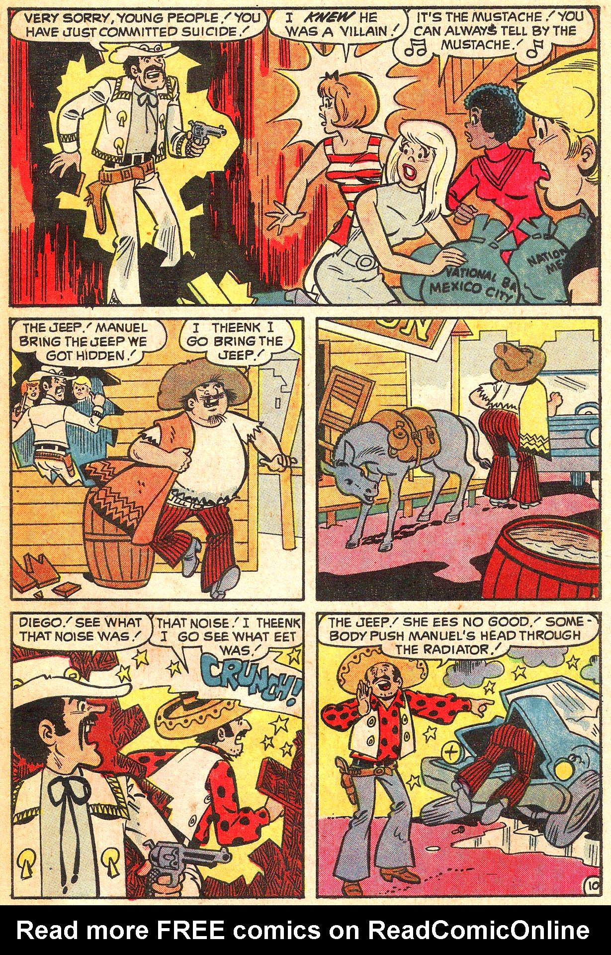 Read online She's Josie comic -  Issue #64 - 47