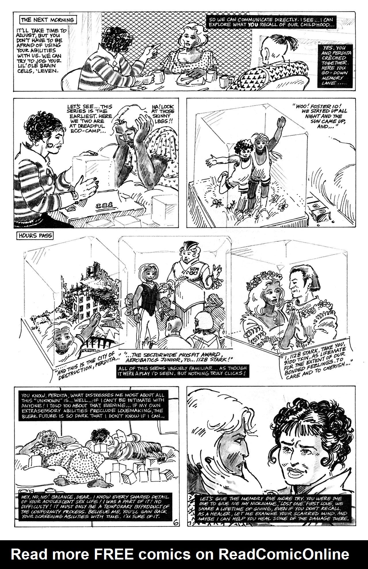 Read online Star*Reach comic -  Issue #16 - 8