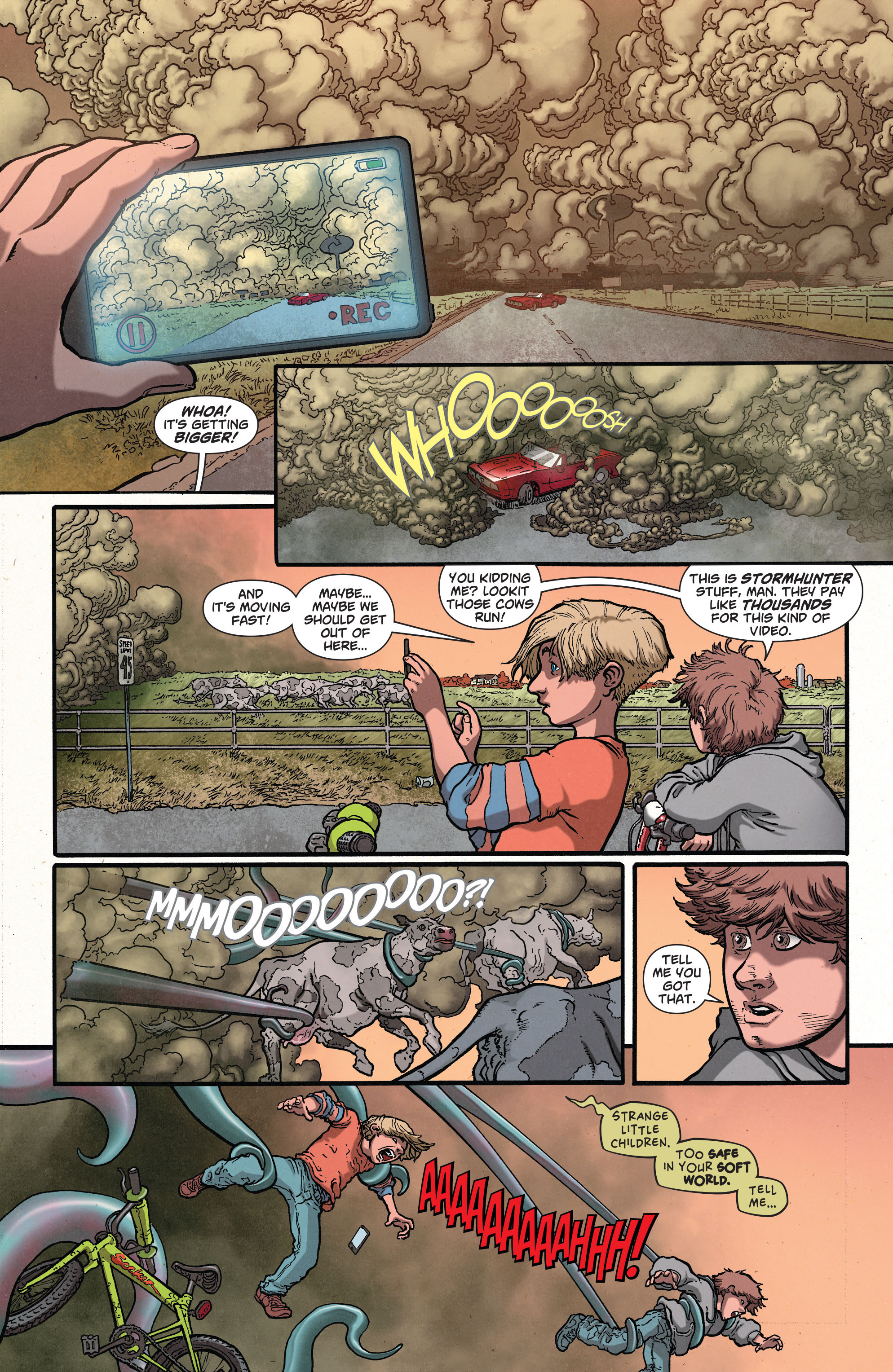 Read online Action Comics (2011) comic -  Issue #37 - 21