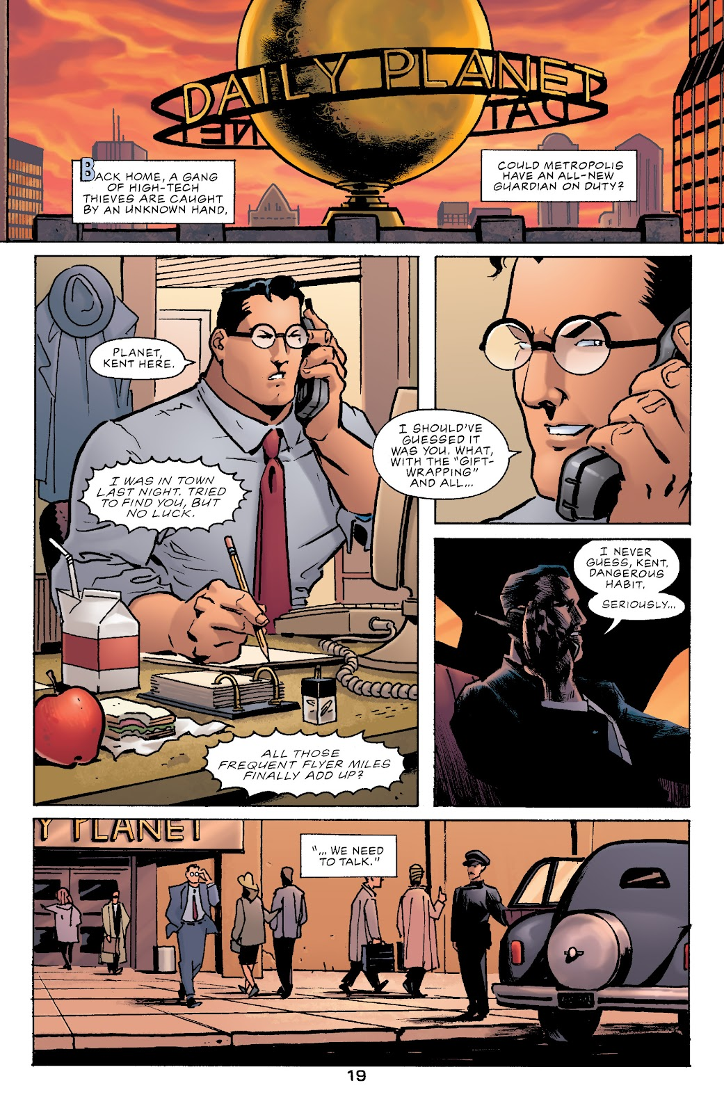 Batman/Superman/Wonder Woman: Trinity issue 1 - Page 18