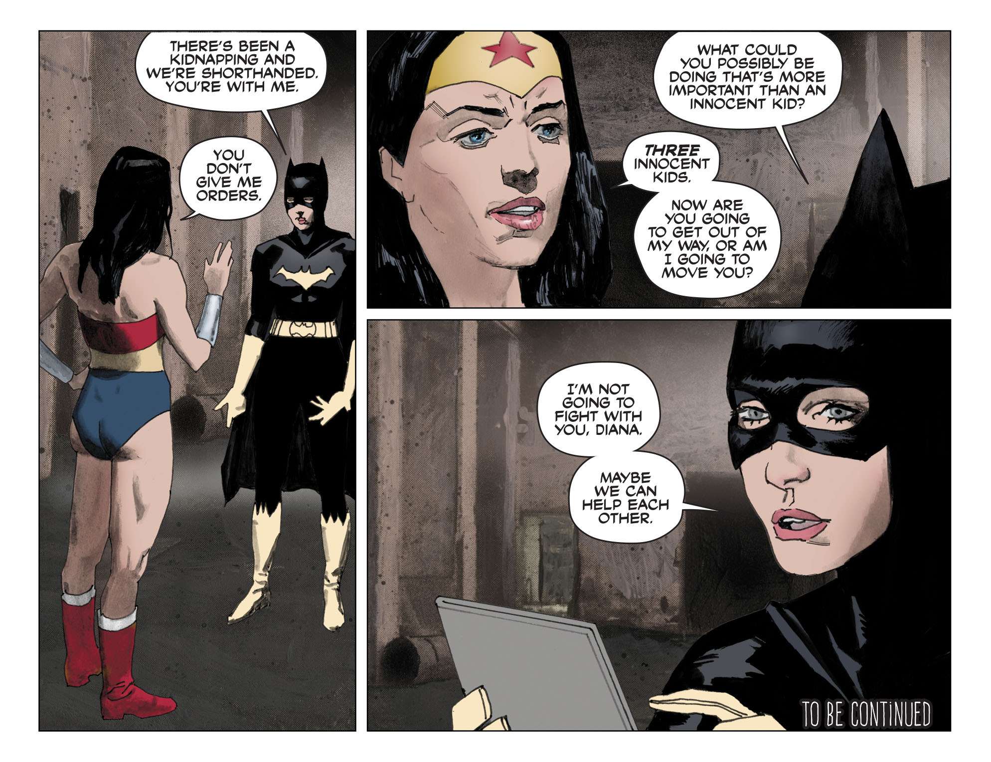 Read online Sensation Comics Featuring Wonder Woman comic -  Issue #36 - 22
