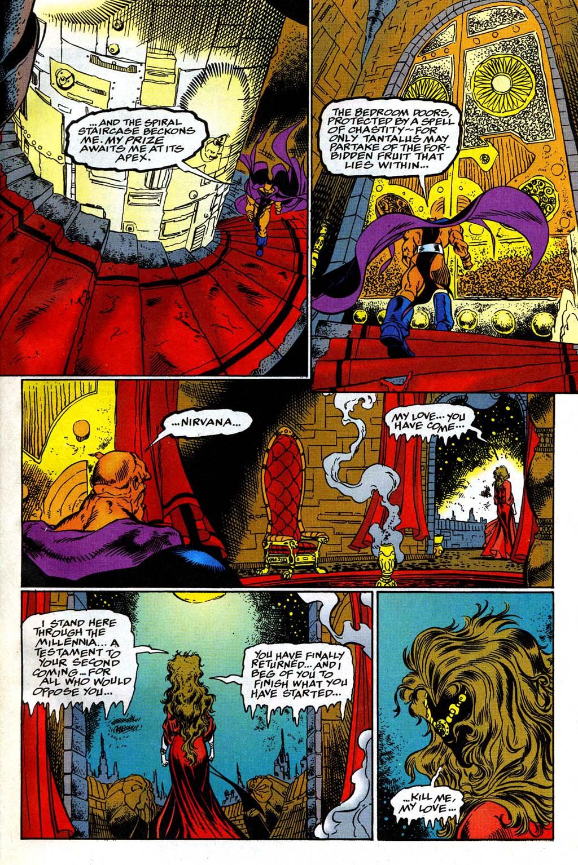 Read online Blackwulf comic -  Issue #8 - 20
