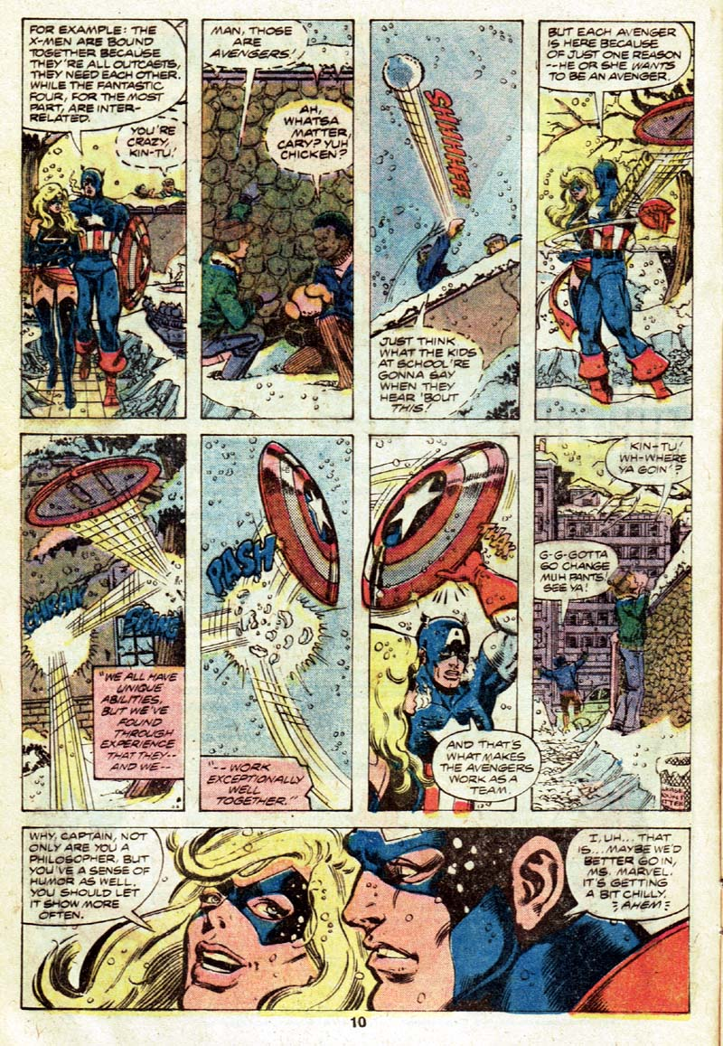 The Avengers (1963) 194 Page 6