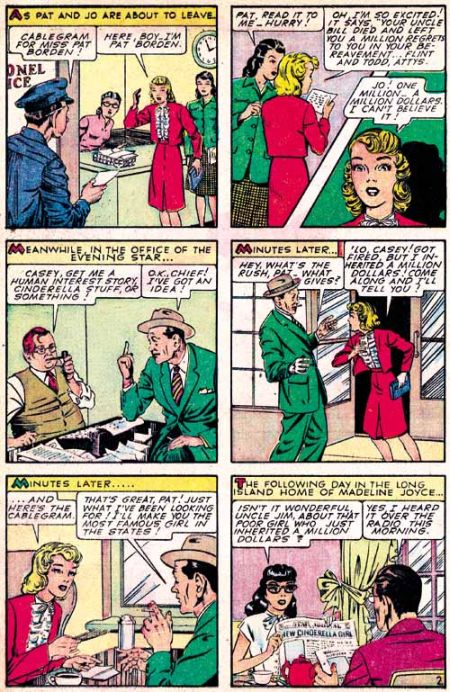 Marvel Mystery Comics (1939) issue 75 - Page 29