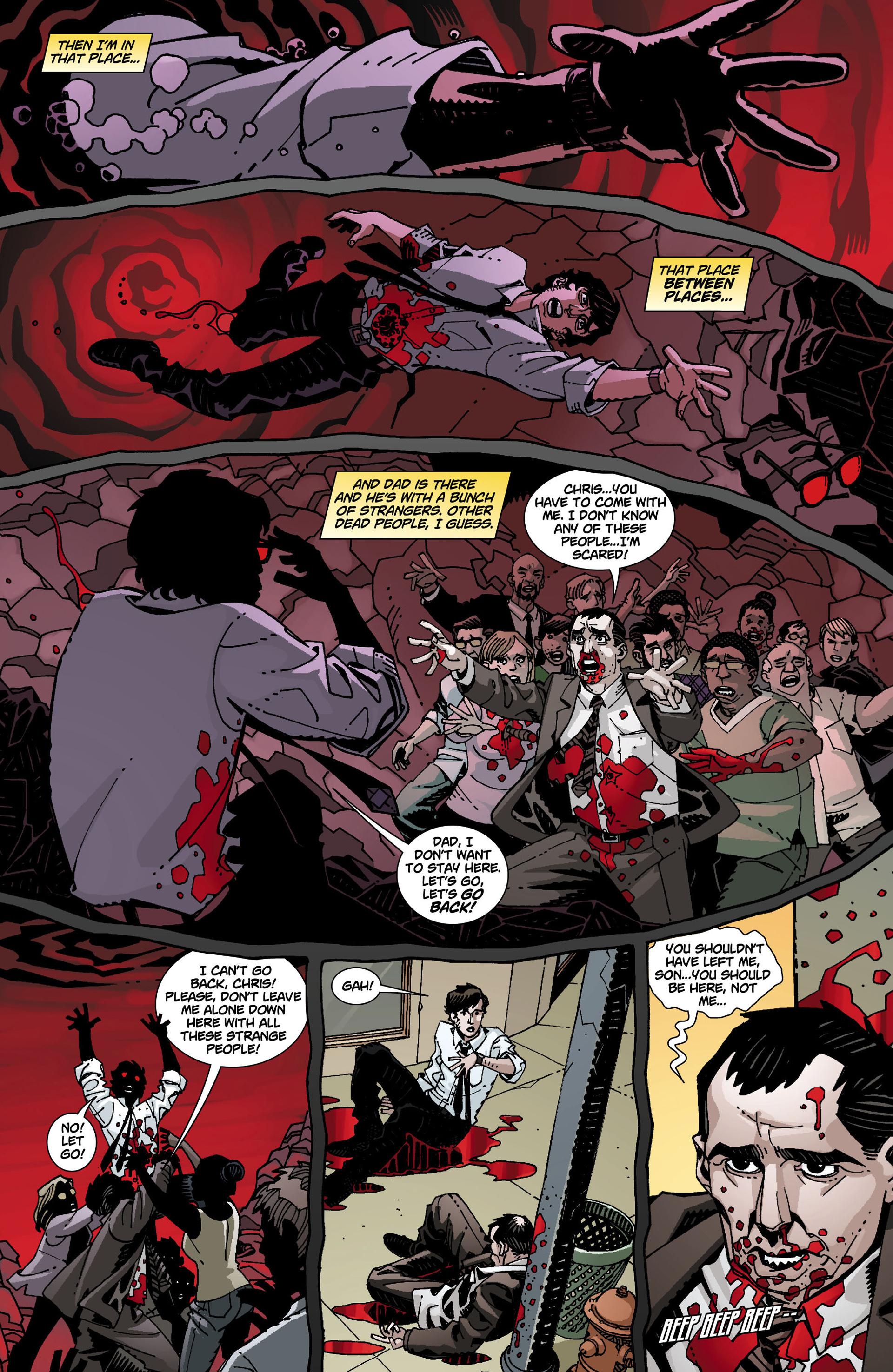 Read online National Comics: Eternity comic -  Issue # Full - 4