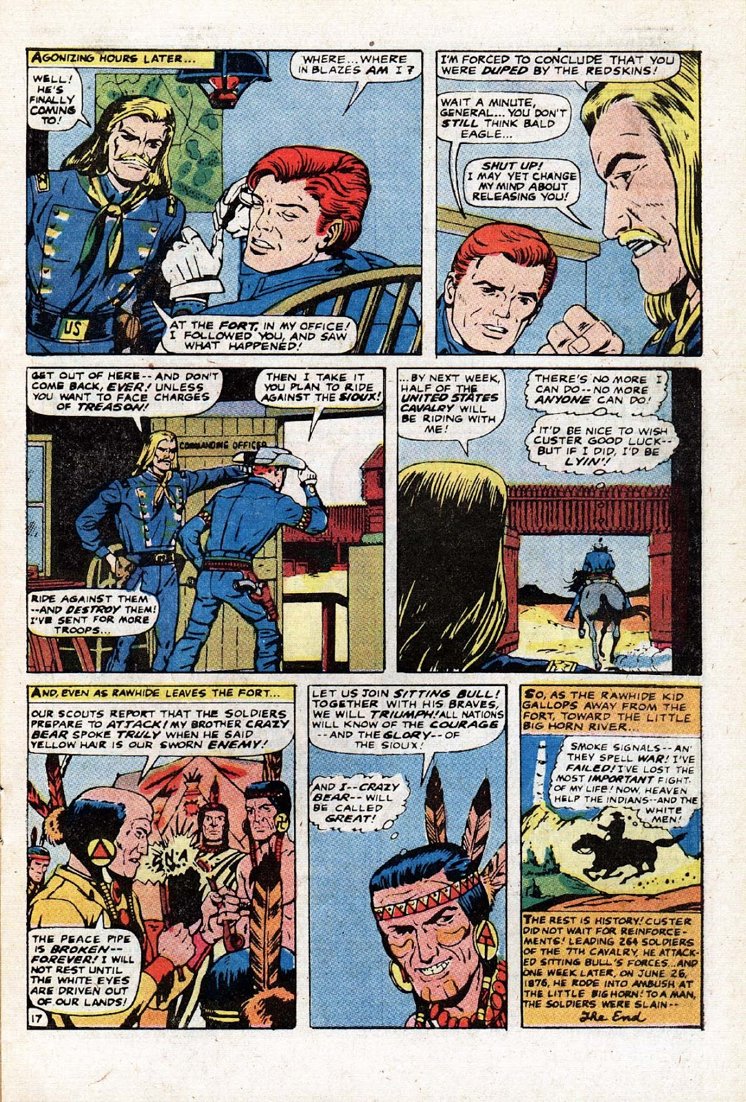 The Mighty Marvel Western issue 15 - Page 18